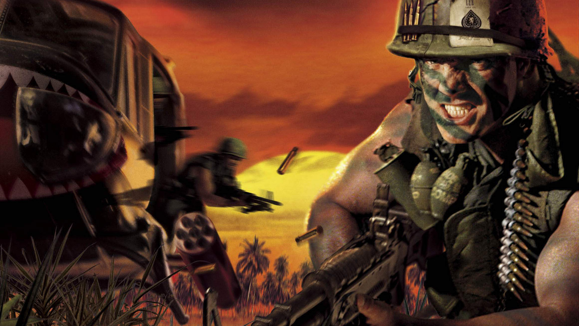 Battlefield: Vietnam Wallpaper in 1920x1080