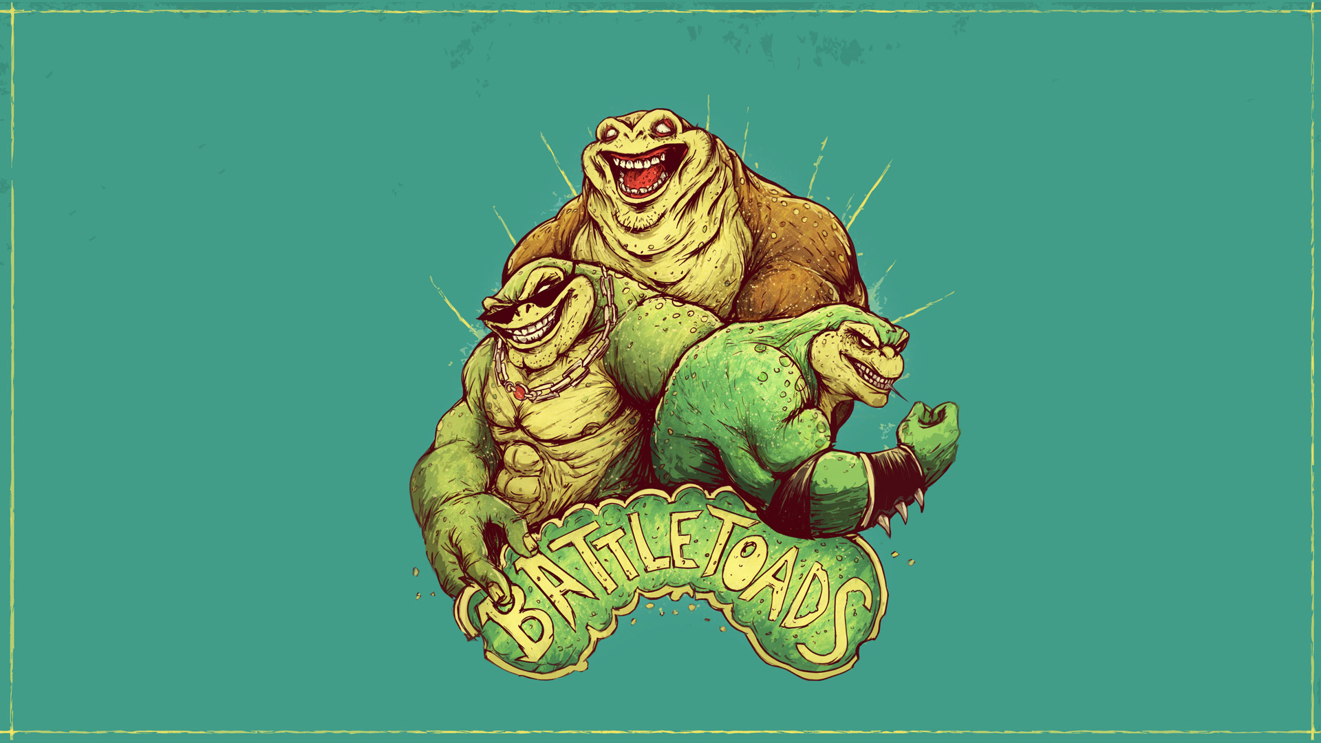 Battletoads (2019) Wallpaper in 1920x1080