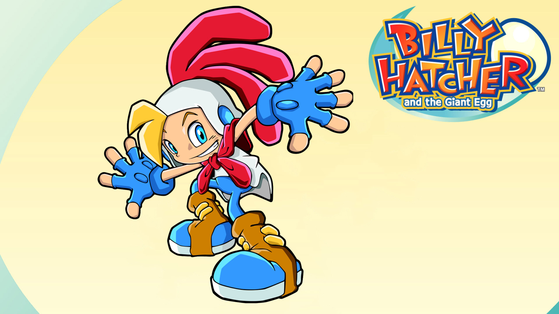 Free Billy Hatcher and the Giant Egg Wallpaper in 1920x1080