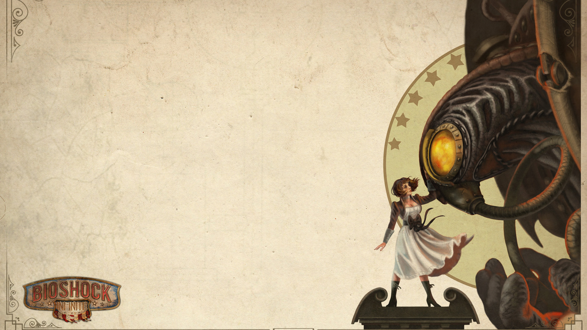 Free Bioshock Infinite Wallpaper in 1920x1080