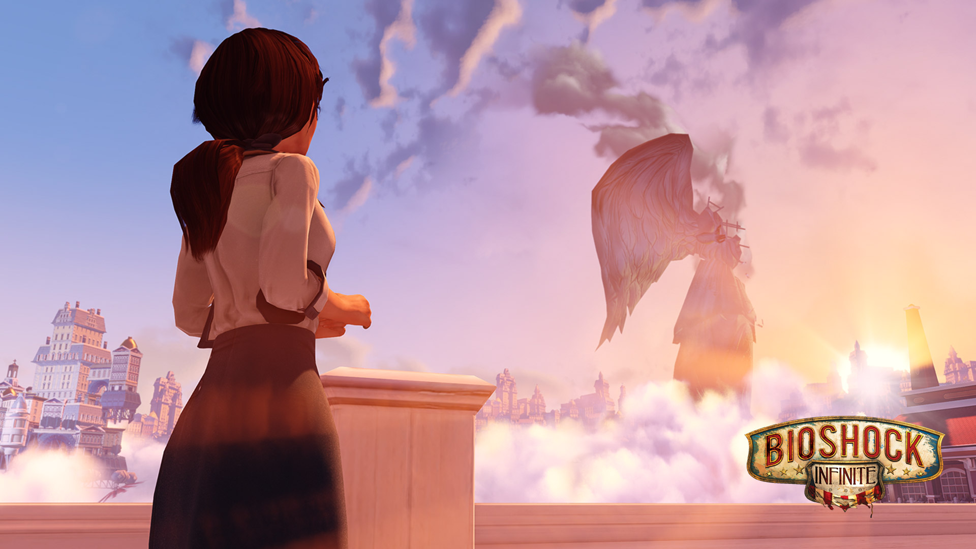 Bioshock Infinite Wallpaper in 1920x1080