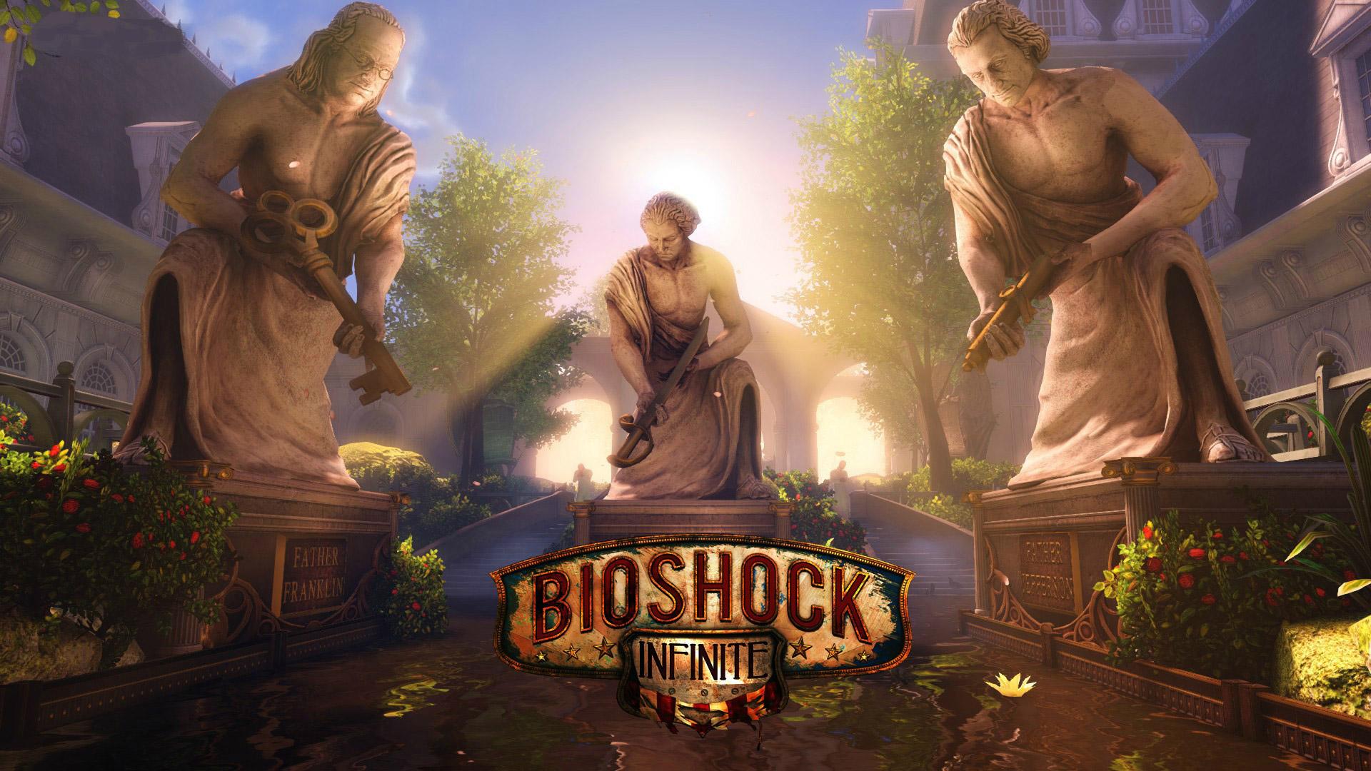 Bioshock Infinite Wallpaper in 1920x1080