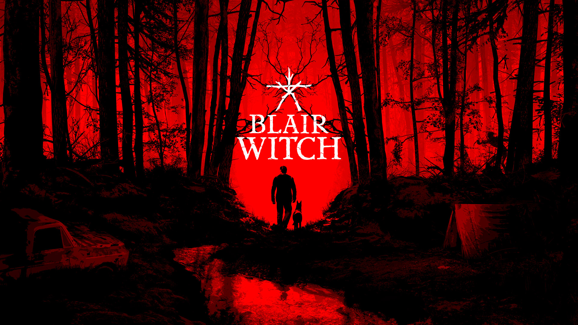 Free Blair Witch Wallpaper in 1920x1080