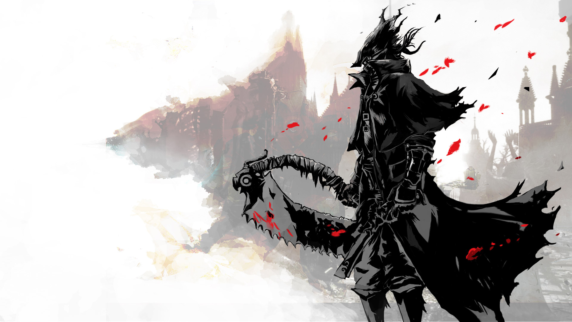 Free Bloodborne Wallpaper in 1920x1080