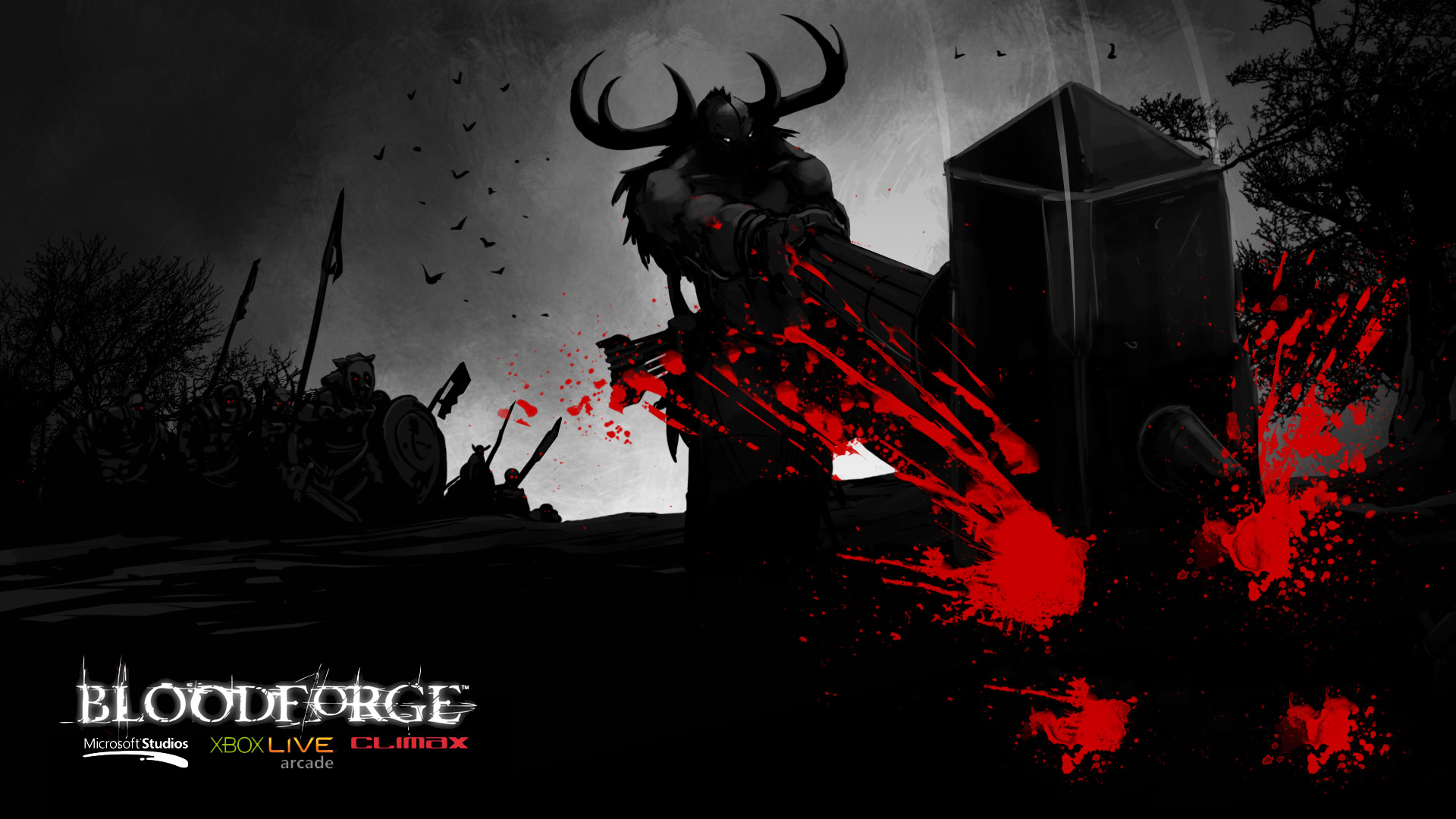 Bloodforge Wallpaper in 1920x1080