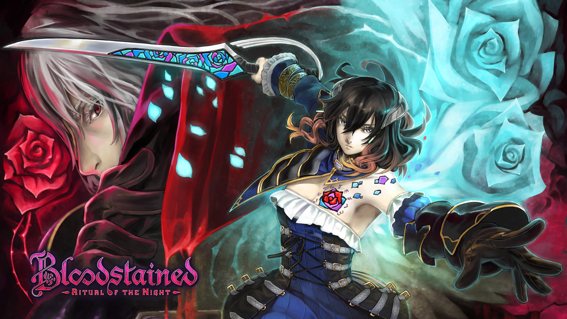 Bloodstained: Ritual of the Night Wallpaper in 1920x1080