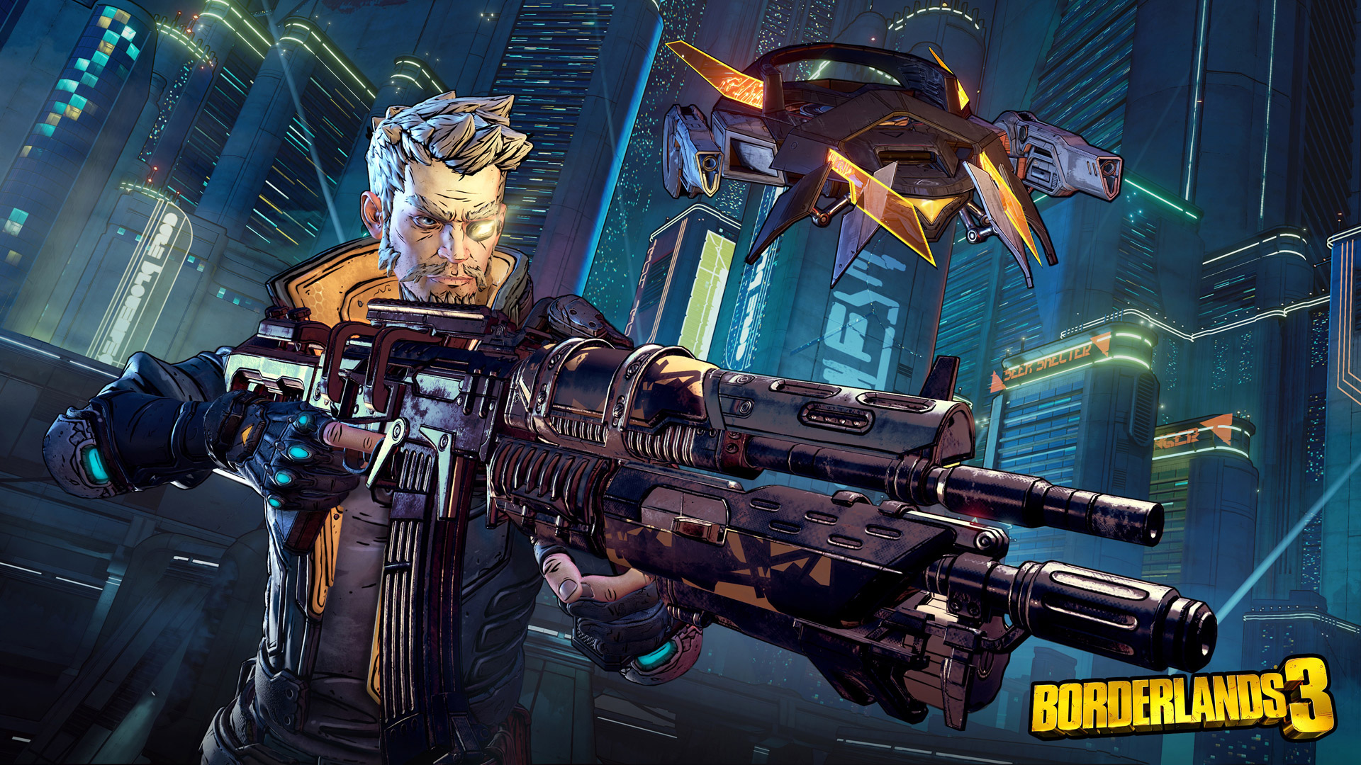 Download Borderlands 3 Wallpaper 1920X1080  Wallpapers
