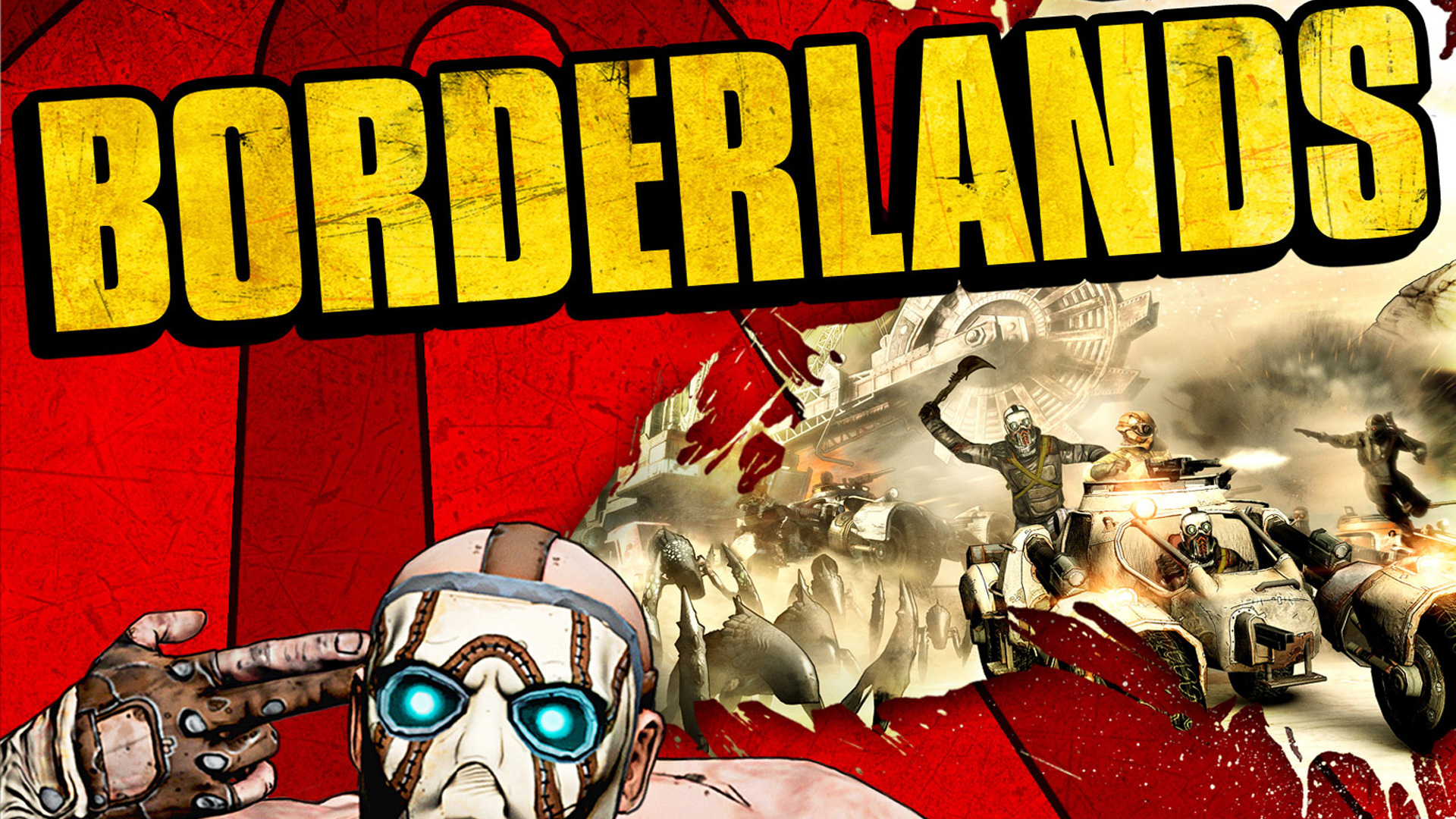 Borderlands Wallpaper in 1920x1080