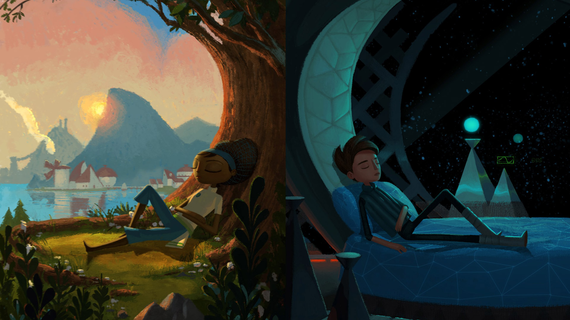 Free Broken Age Wallpaper in 1920x1080