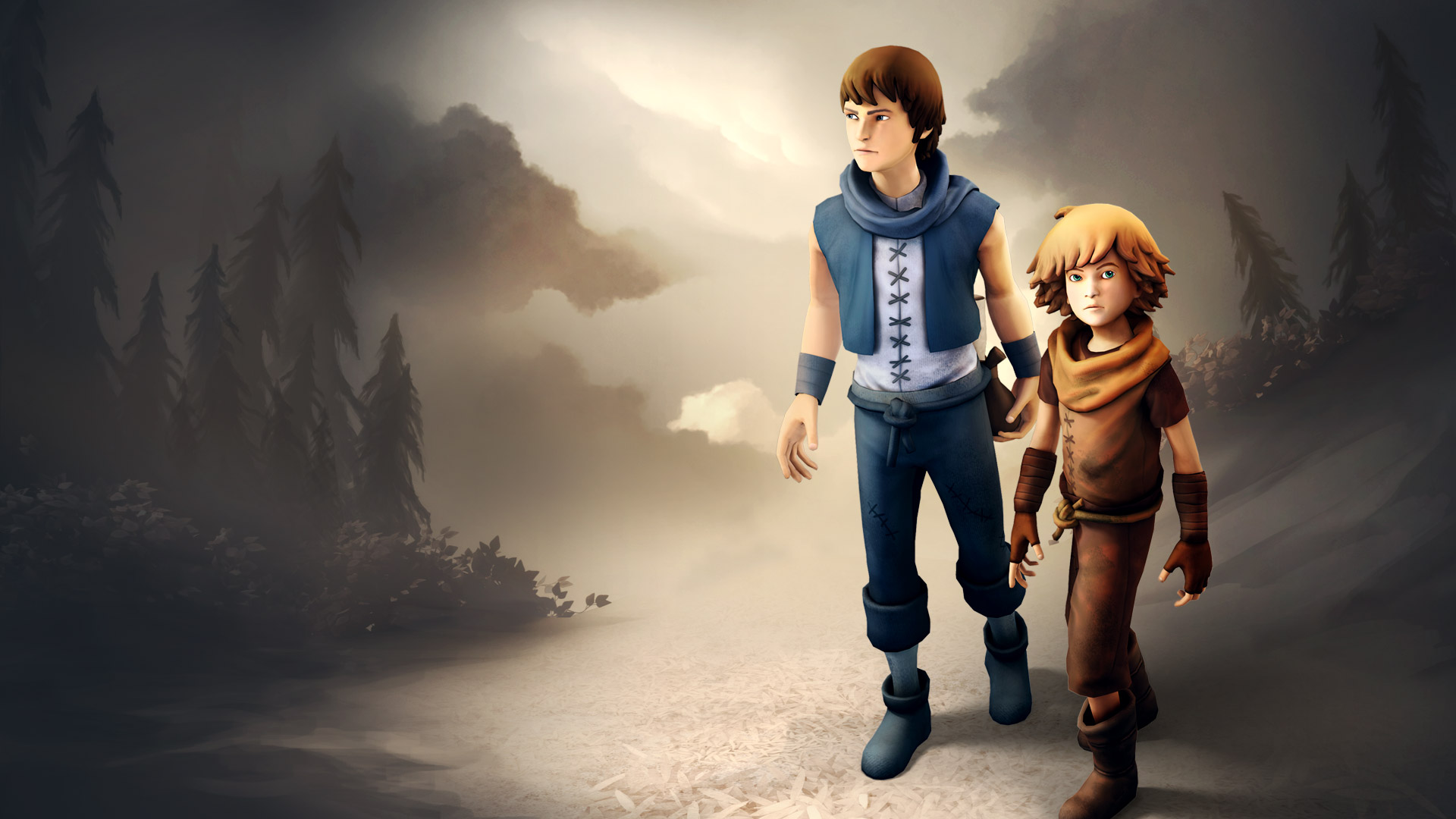 Brothers: A Tale of Two Sons Wallpaper in 1920x1080