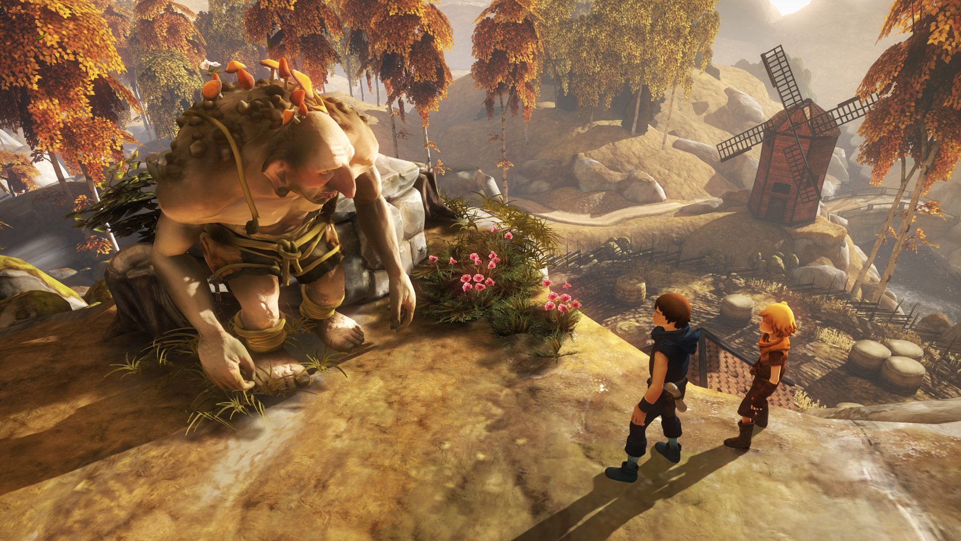 Free Brothers: A Tale of Two Sons Wallpaper in 1920x1080