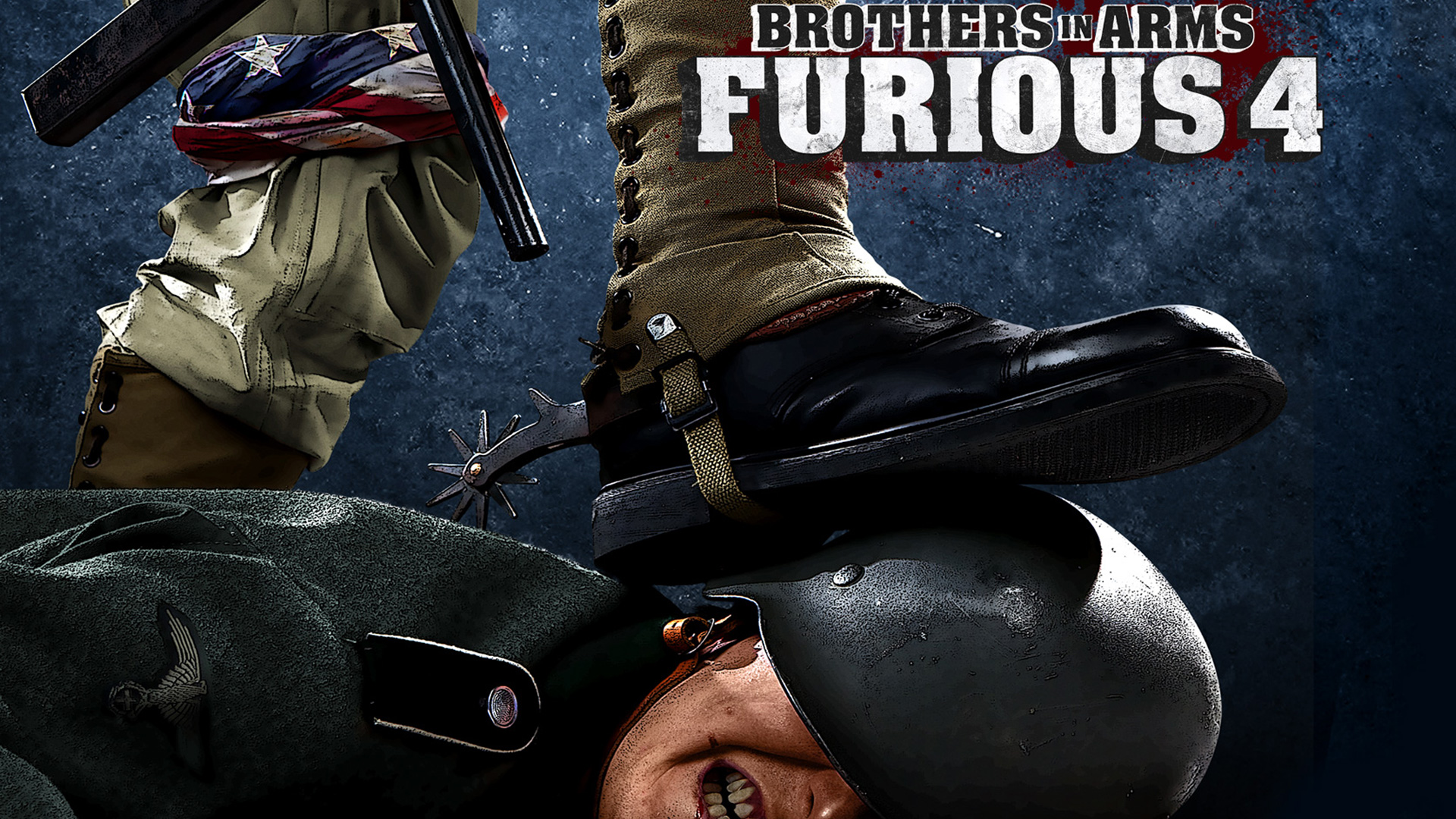 Brothers in Arms: Furious 4 Wallpaper in 1920x1080
