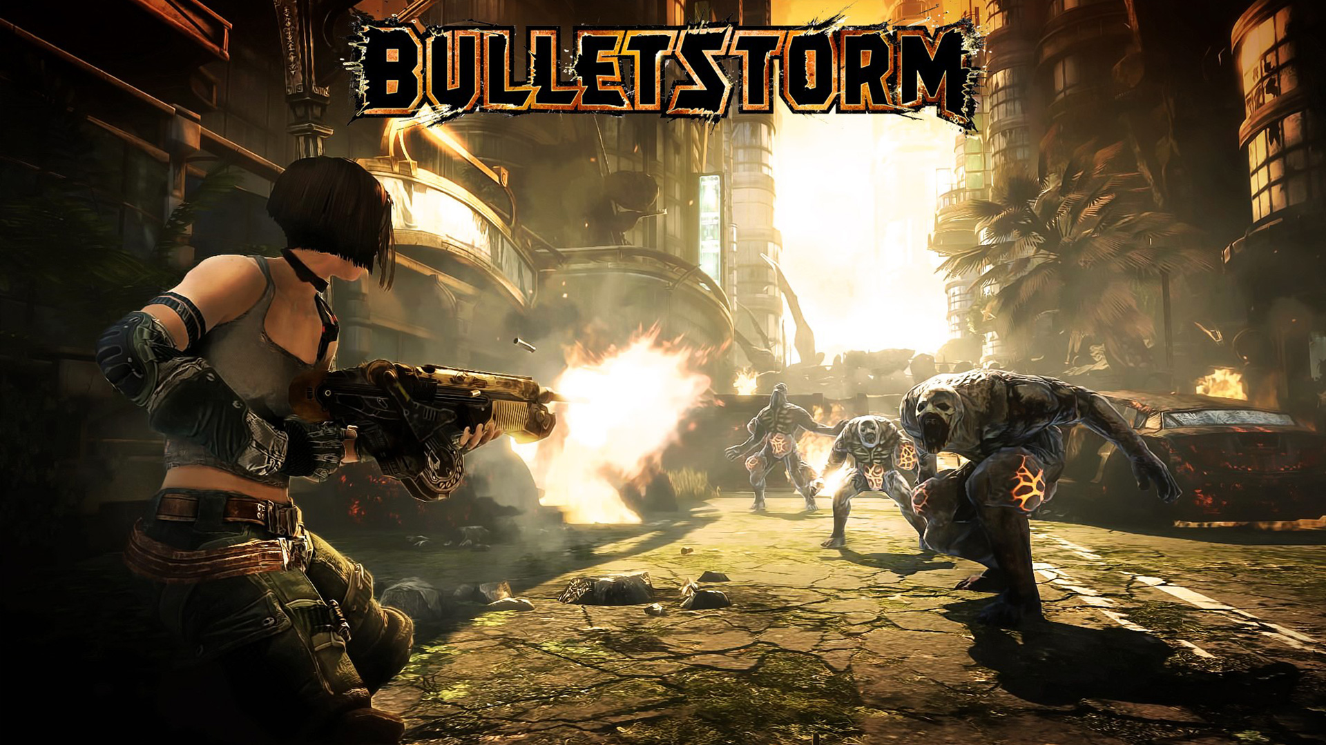 Bulletstorm Wallpaper in 1920x1080