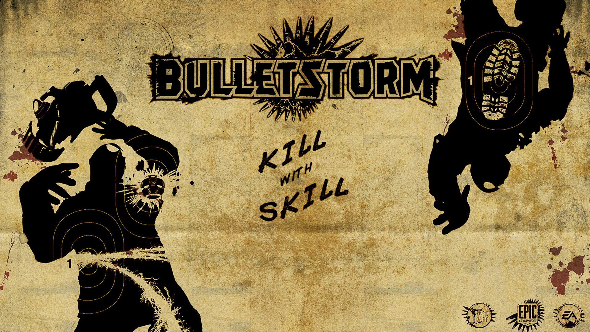 Bulletstorm Wallpaper in 1920x1080