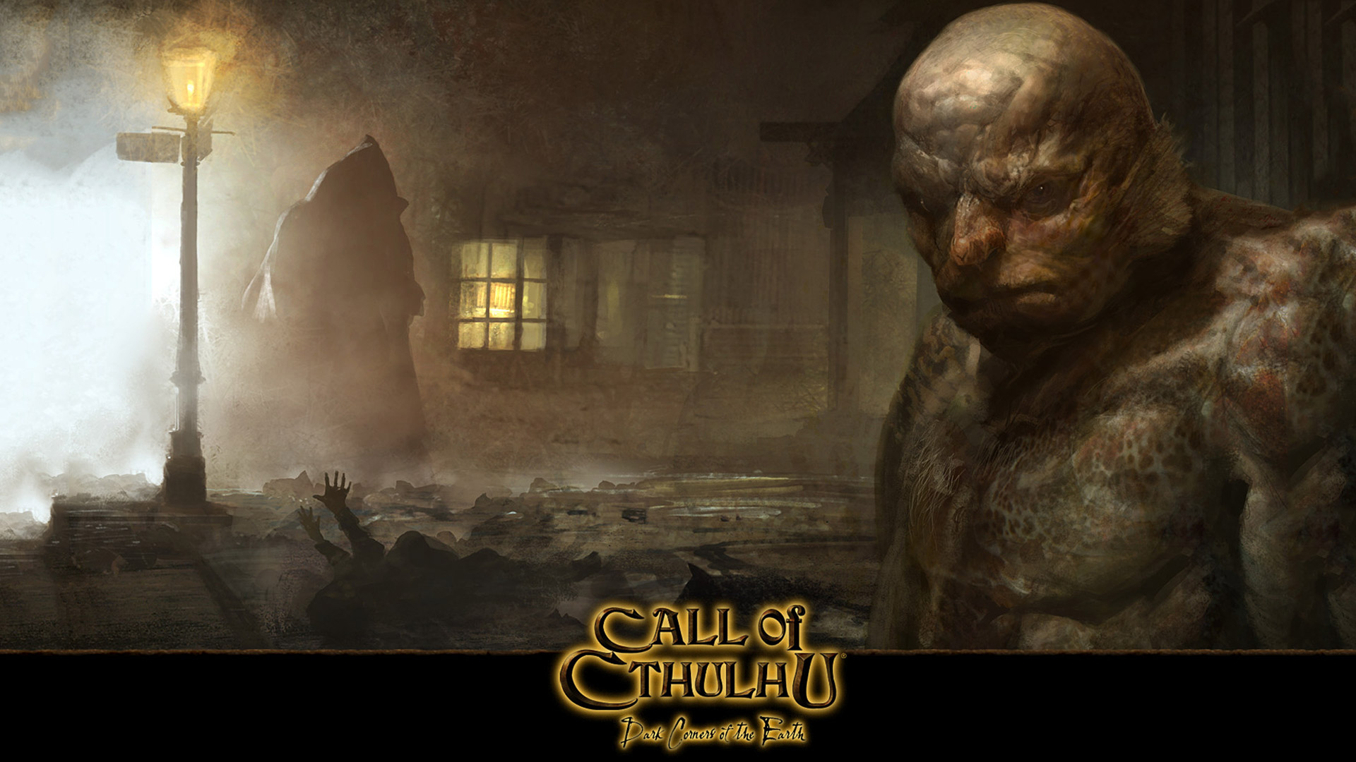 Call of Cthulhu: Dark Corners of the Earth Wallpaper in 1920x1080