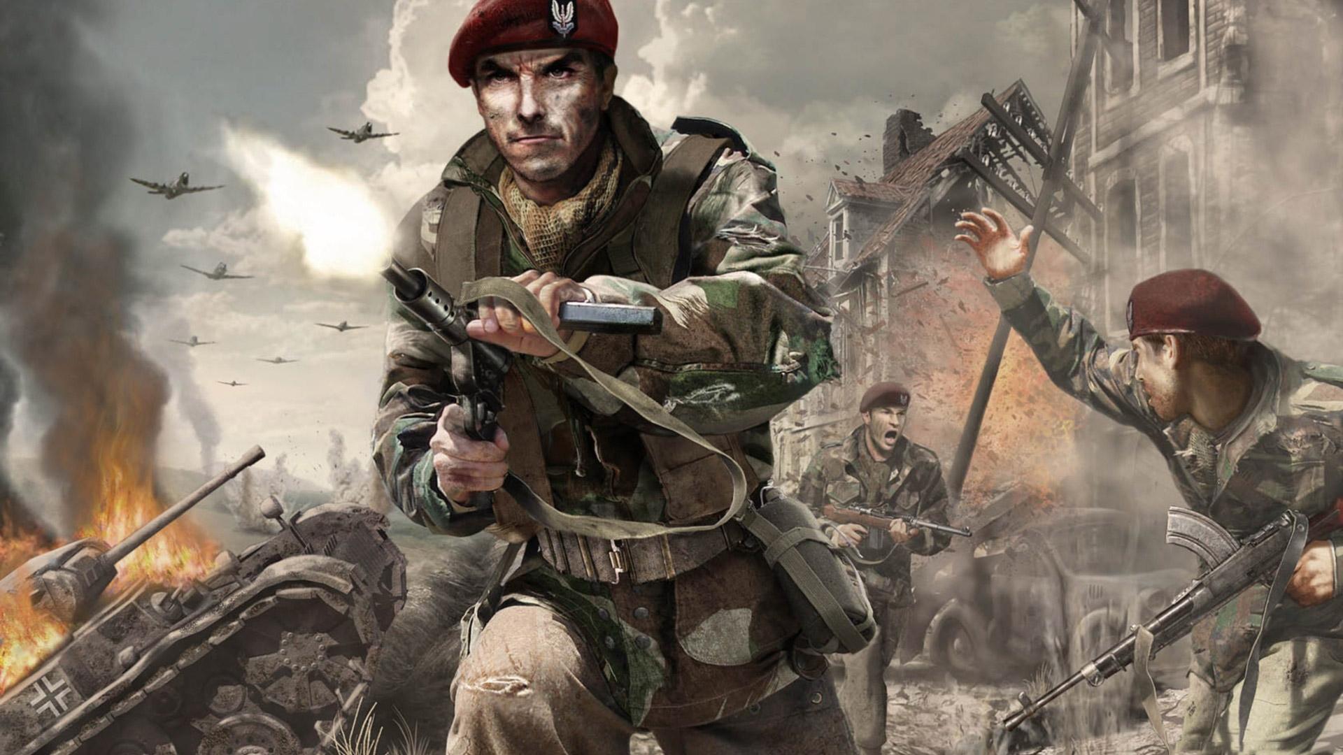 Call of Duty 3 Wallpaper in 1920x1080