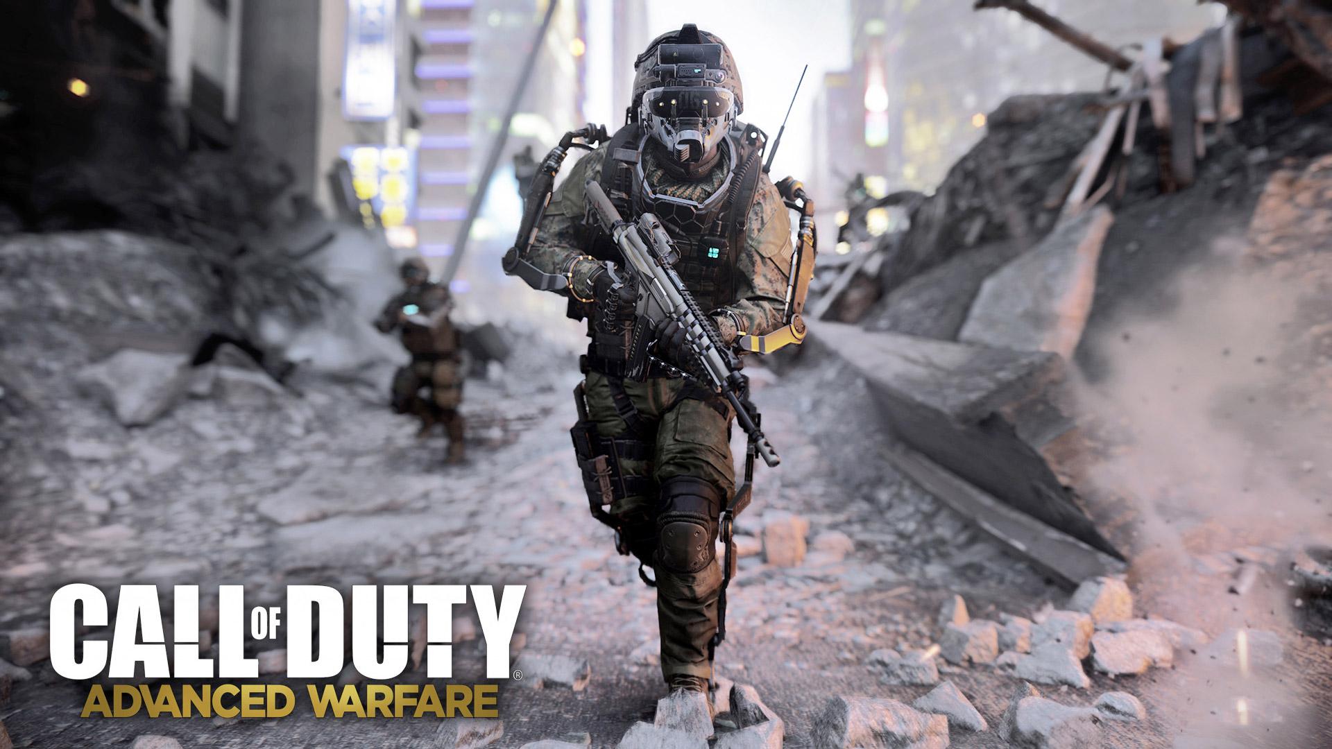 Call of Duty: Advanced Warfare Wallpaper in 1920x1080