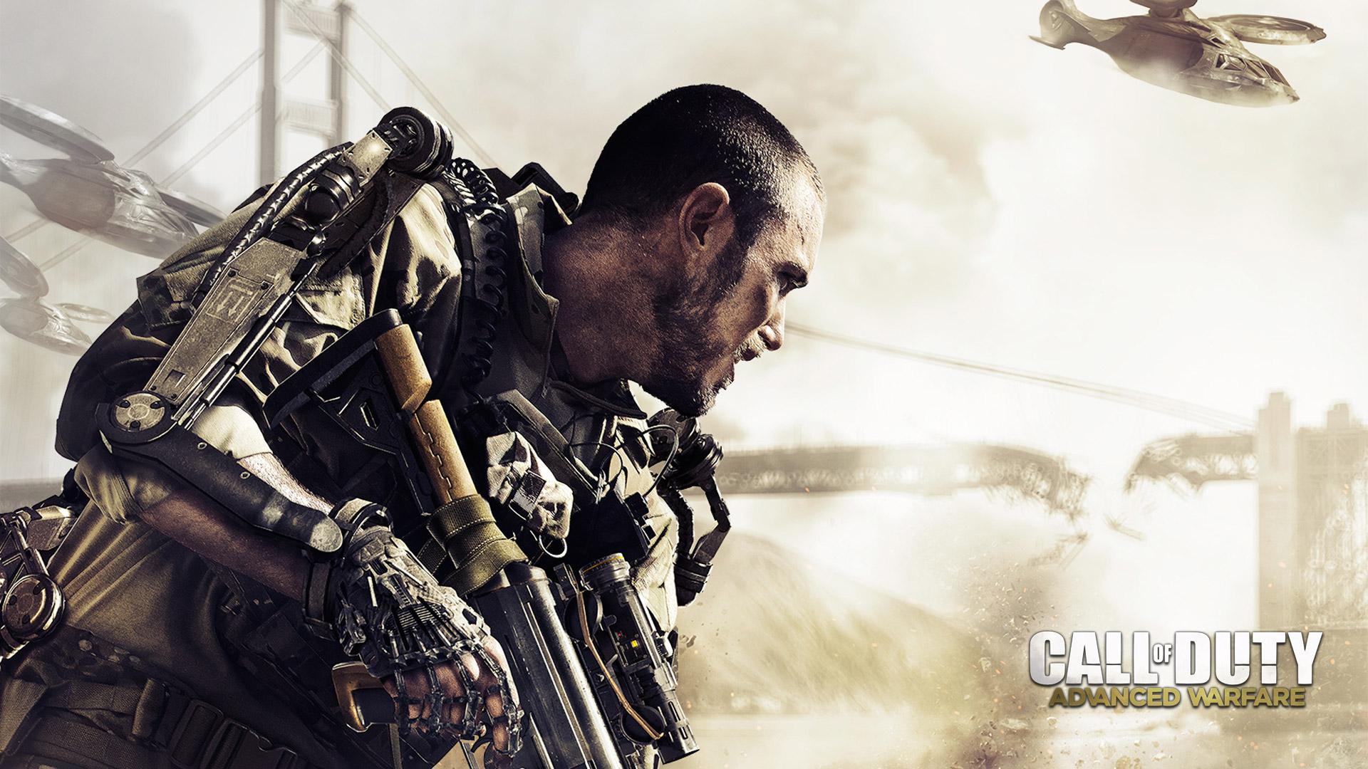 Free Call of Duty: Advanced Warfare Wallpaper in 1920x1080