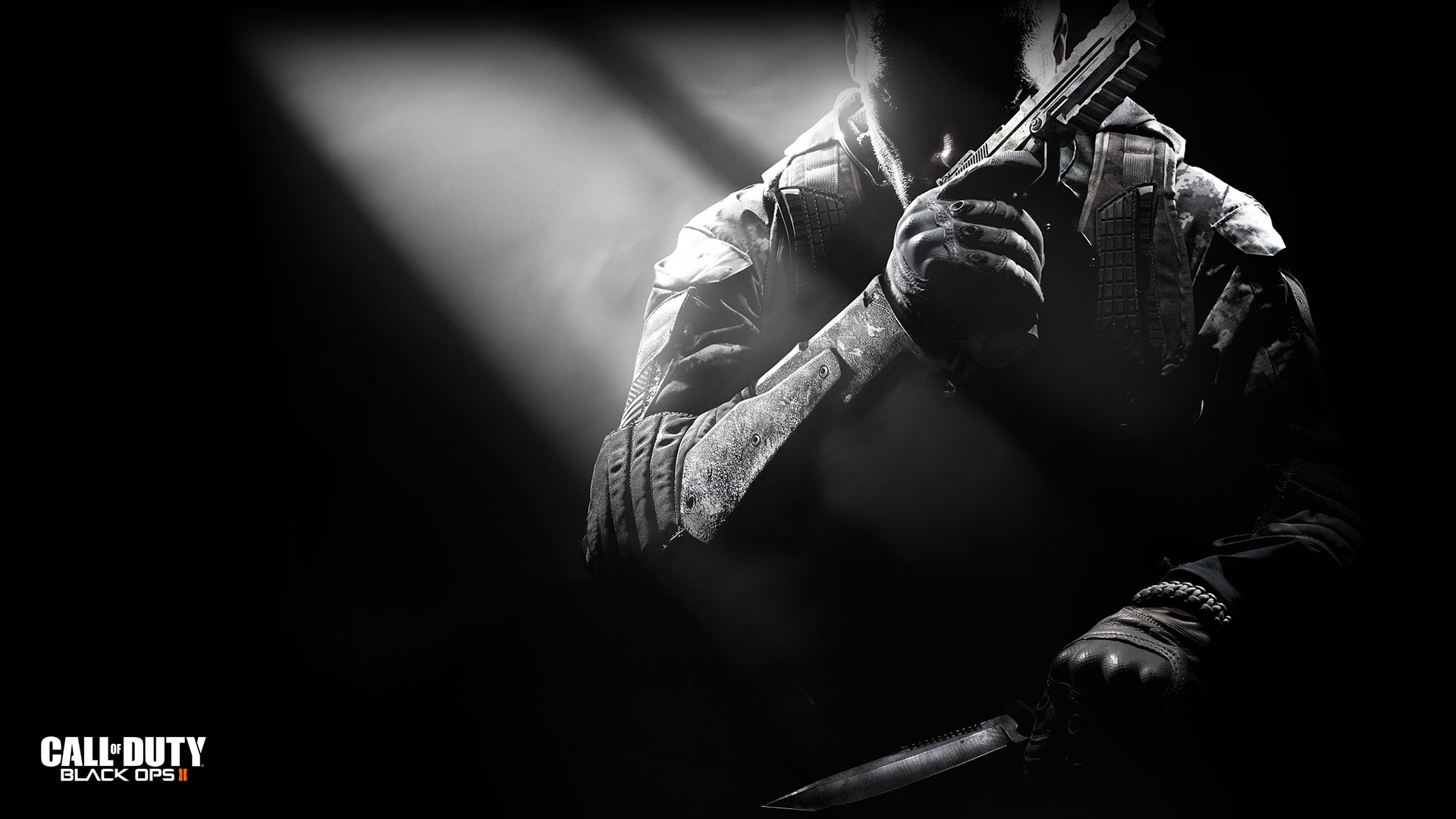 Free Call of Duty: Black Ops 2 Wallpaper in 1920x1080