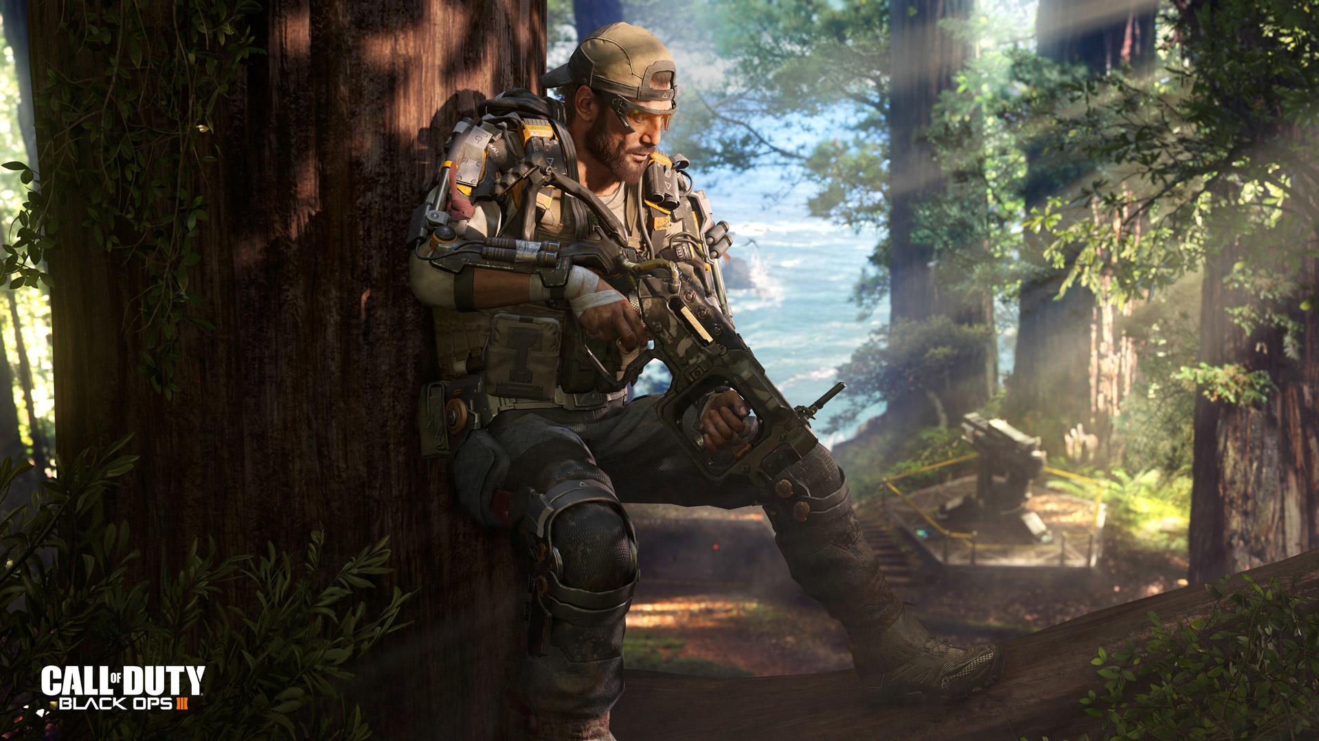 Free Call of Duty: Black Ops III Wallpaper in 1920x1080