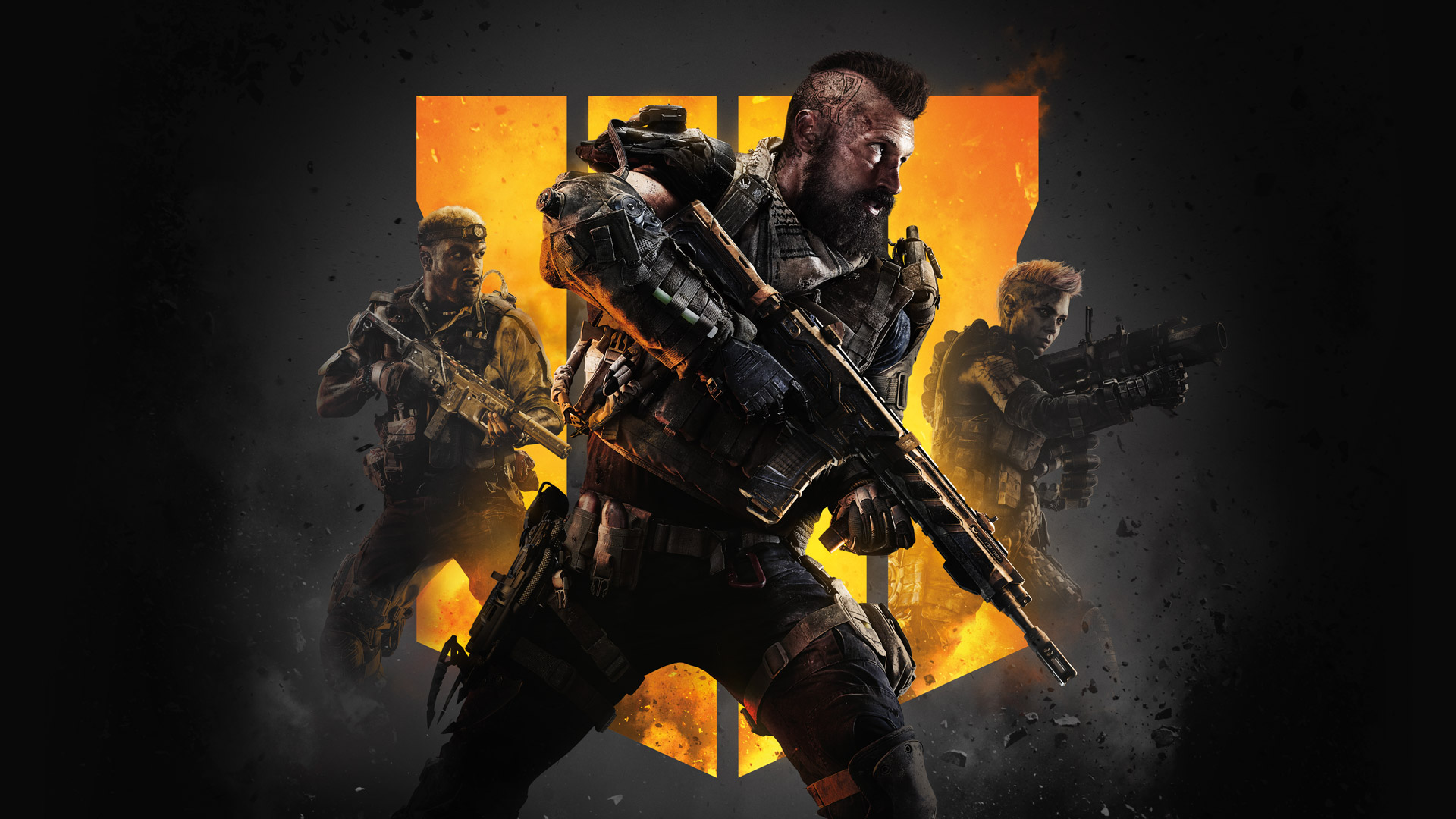 Call of Duty: Black Ops 4 Wallpaper in 1920x1080