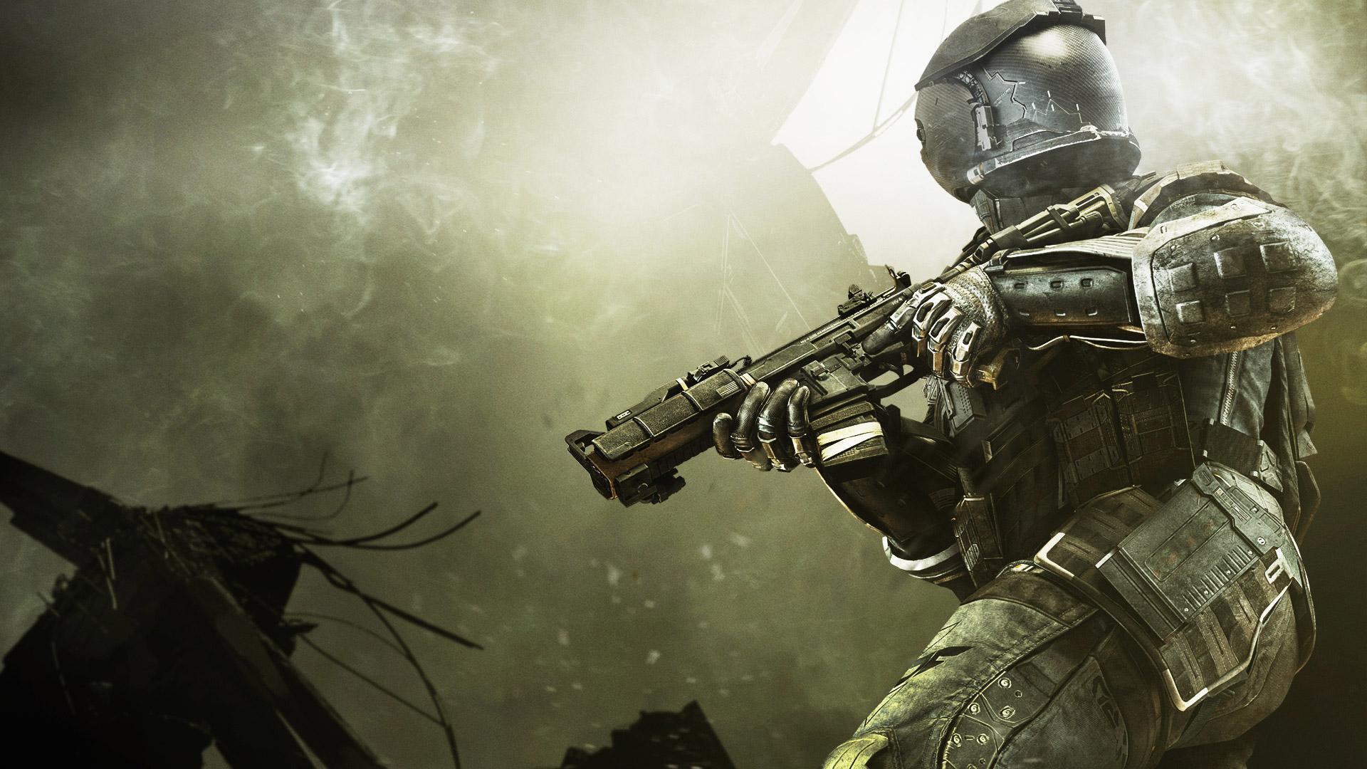 Free Call of Duty: Infinite Warfare Wallpaper in 1920x1080