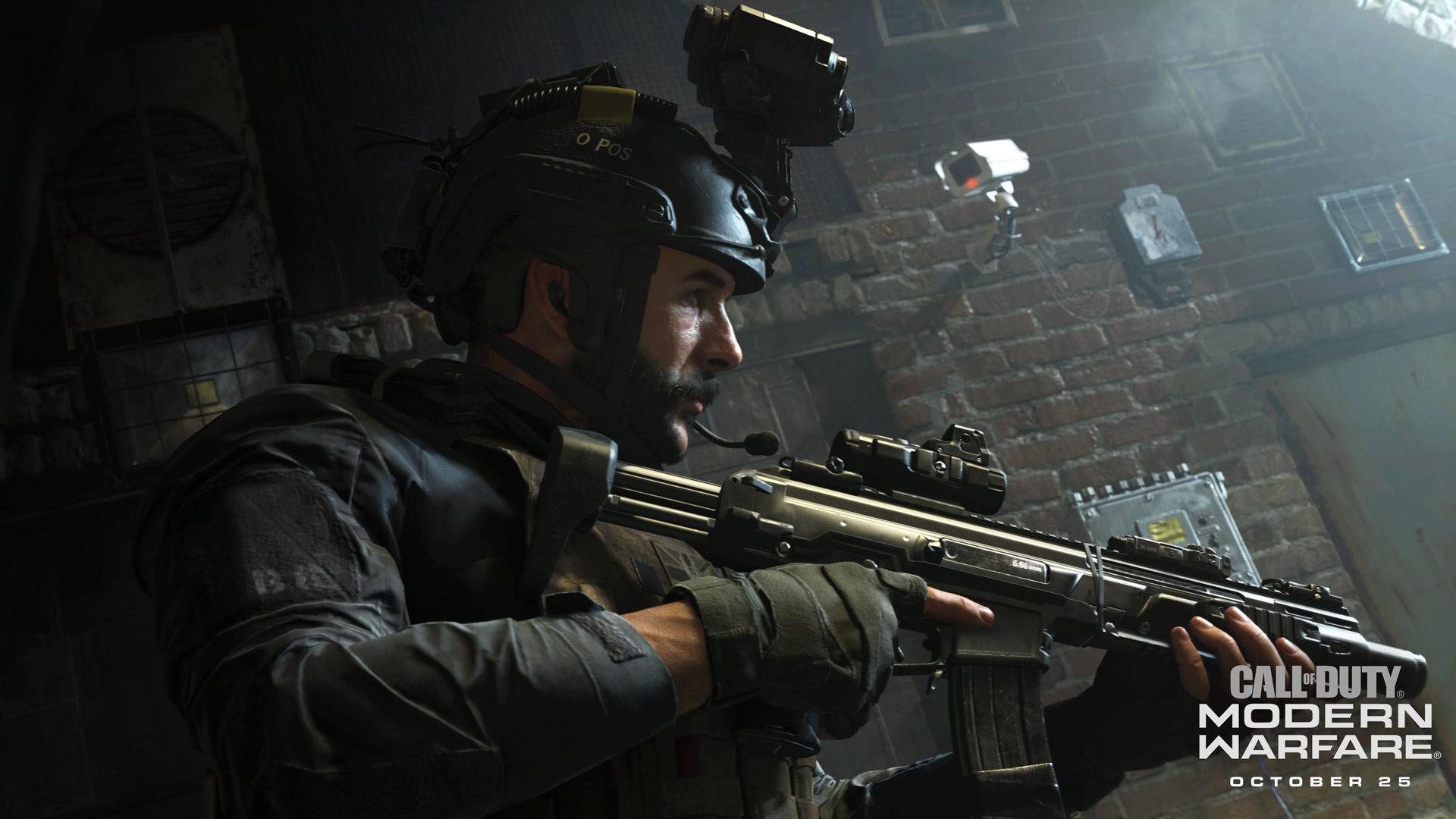 Call of Duty: Modern Warfare (2019) Wallpaper in 1920x1080