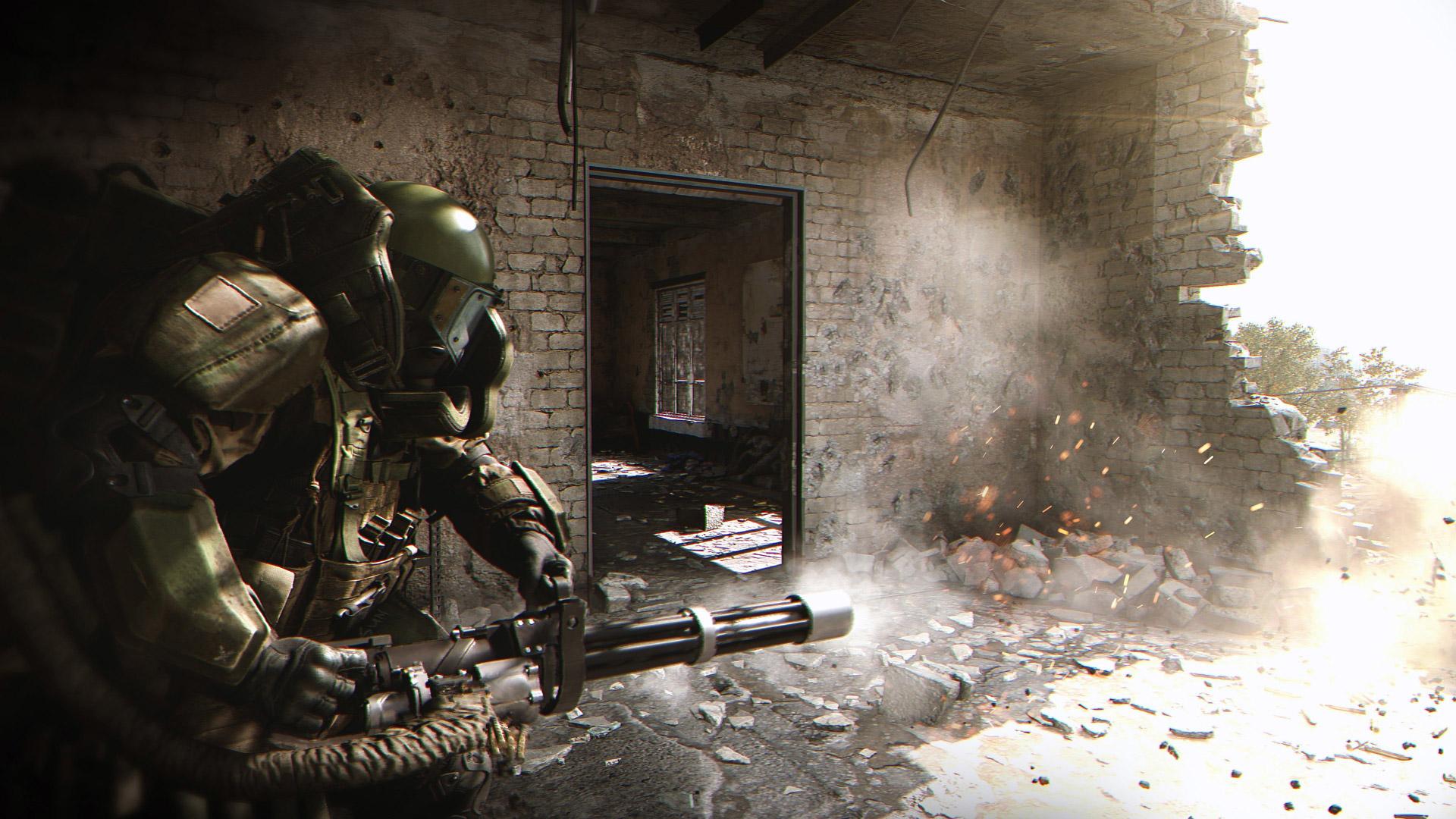 Free Call of Duty: Modern Warfare (2019) Wallpaper in 1920x1080