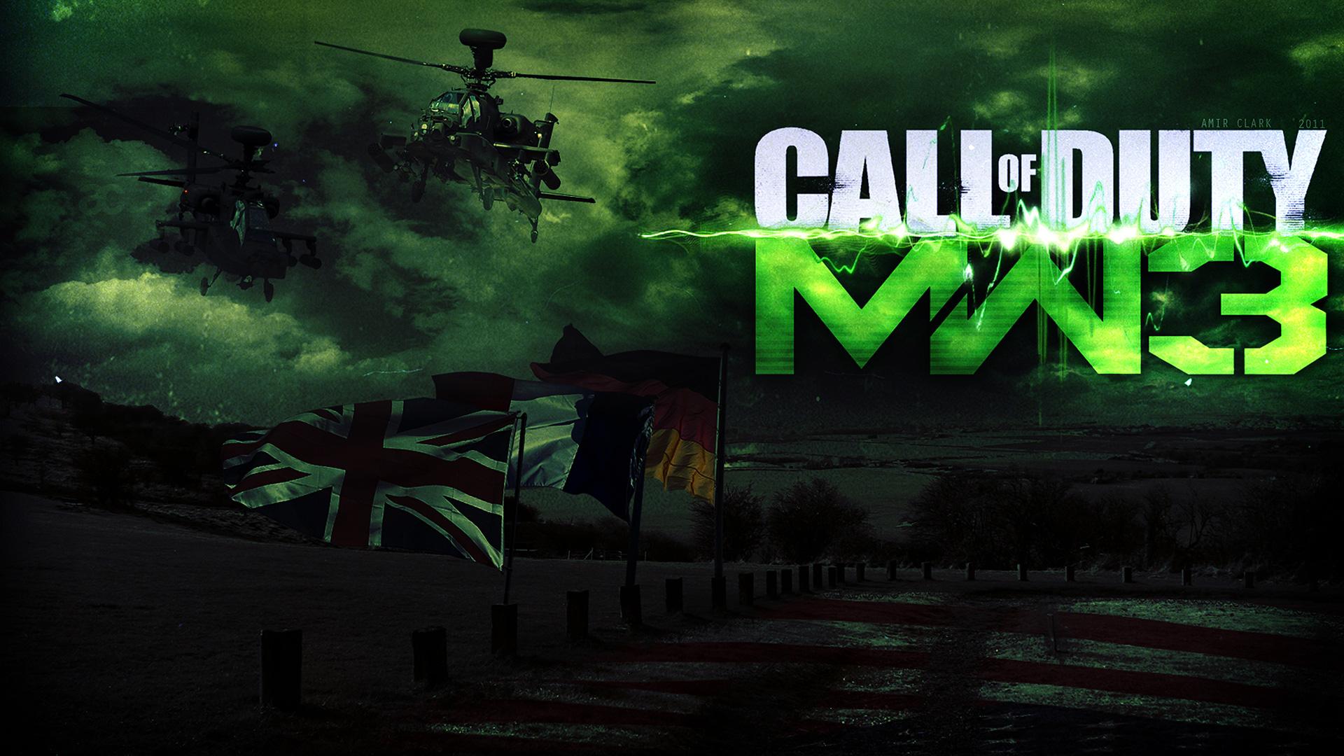 Call of Duty: Modern Warfare 3 Wallpaper in 1920x1080