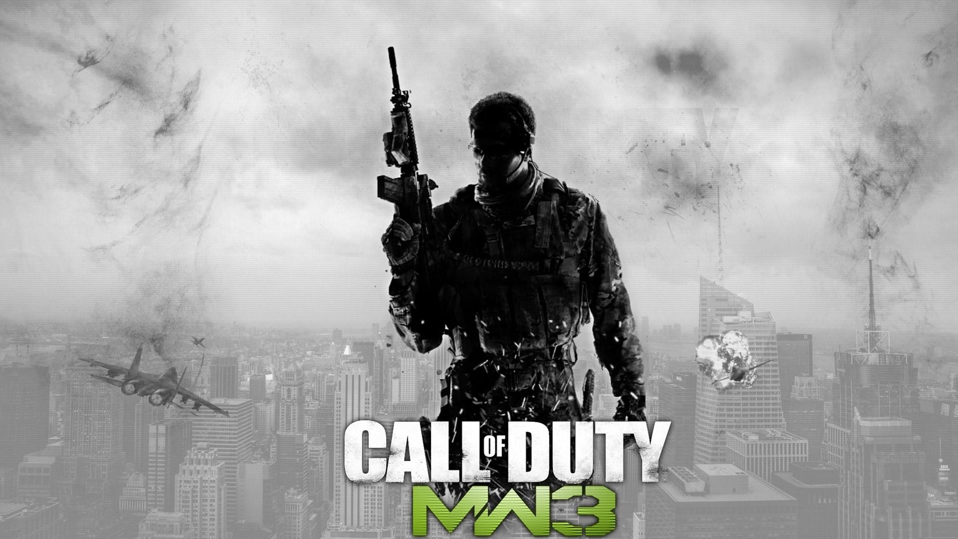 Free Call of Duty: Modern Warfare 3 Wallpaper in 1920x1080