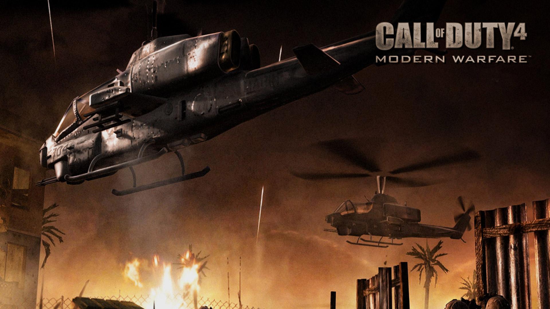 Call of Duty: Modern Warfare Wallpaper in 1920x1080