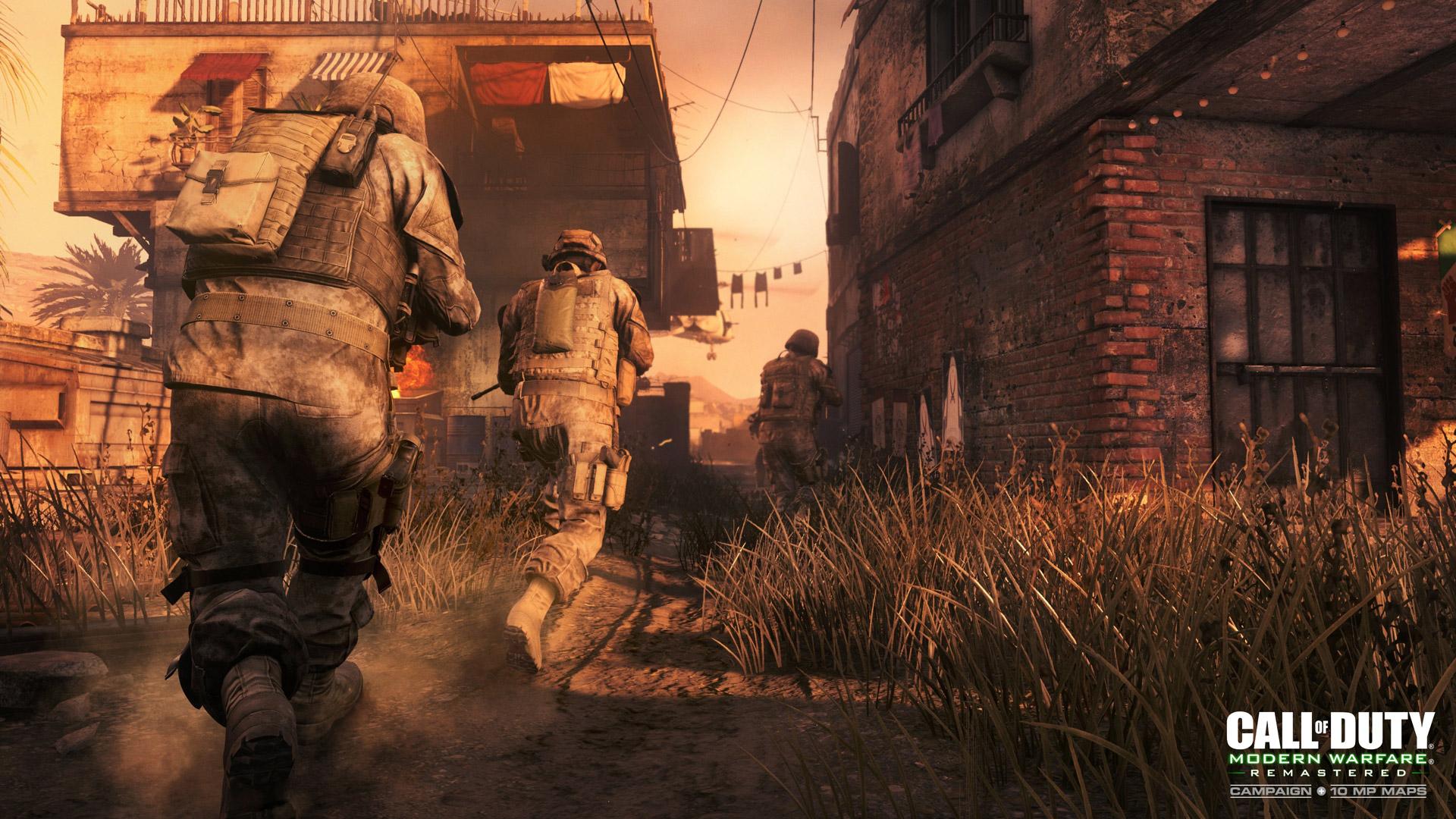 Free Call Of Duty Modern Warfare Wallpaper In 1920x1080