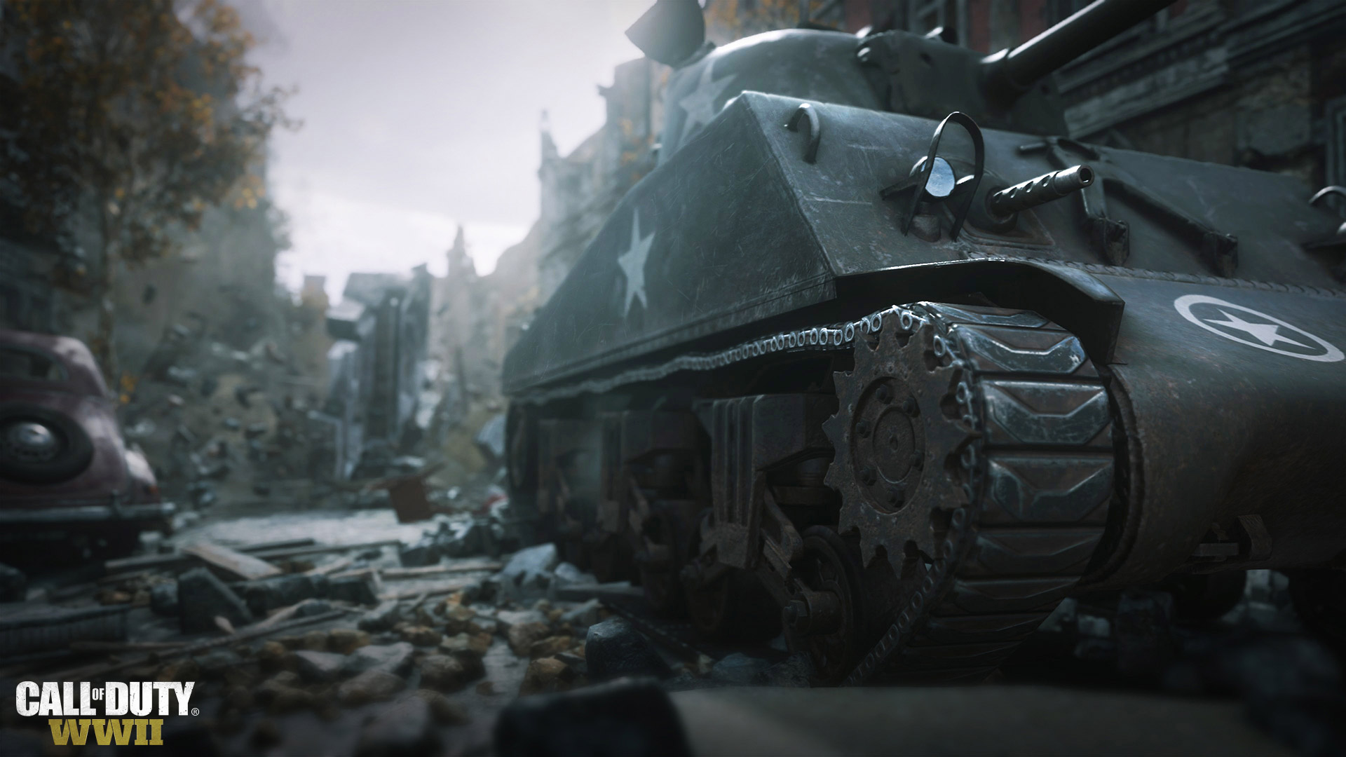 Call of Duty: WWII Wallpaper in 1920x1080