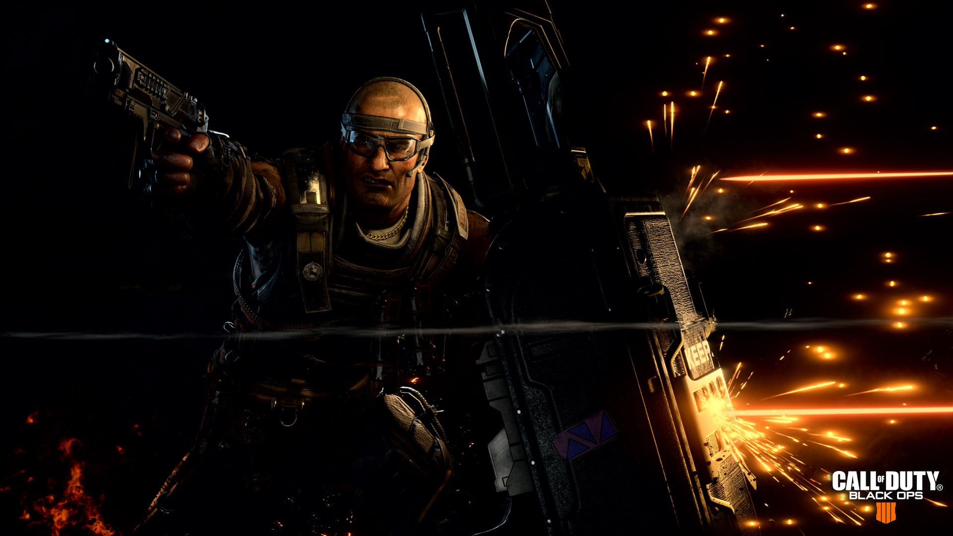 Free Call of Duty: Black Ops 4 Wallpaper in 1920x1080