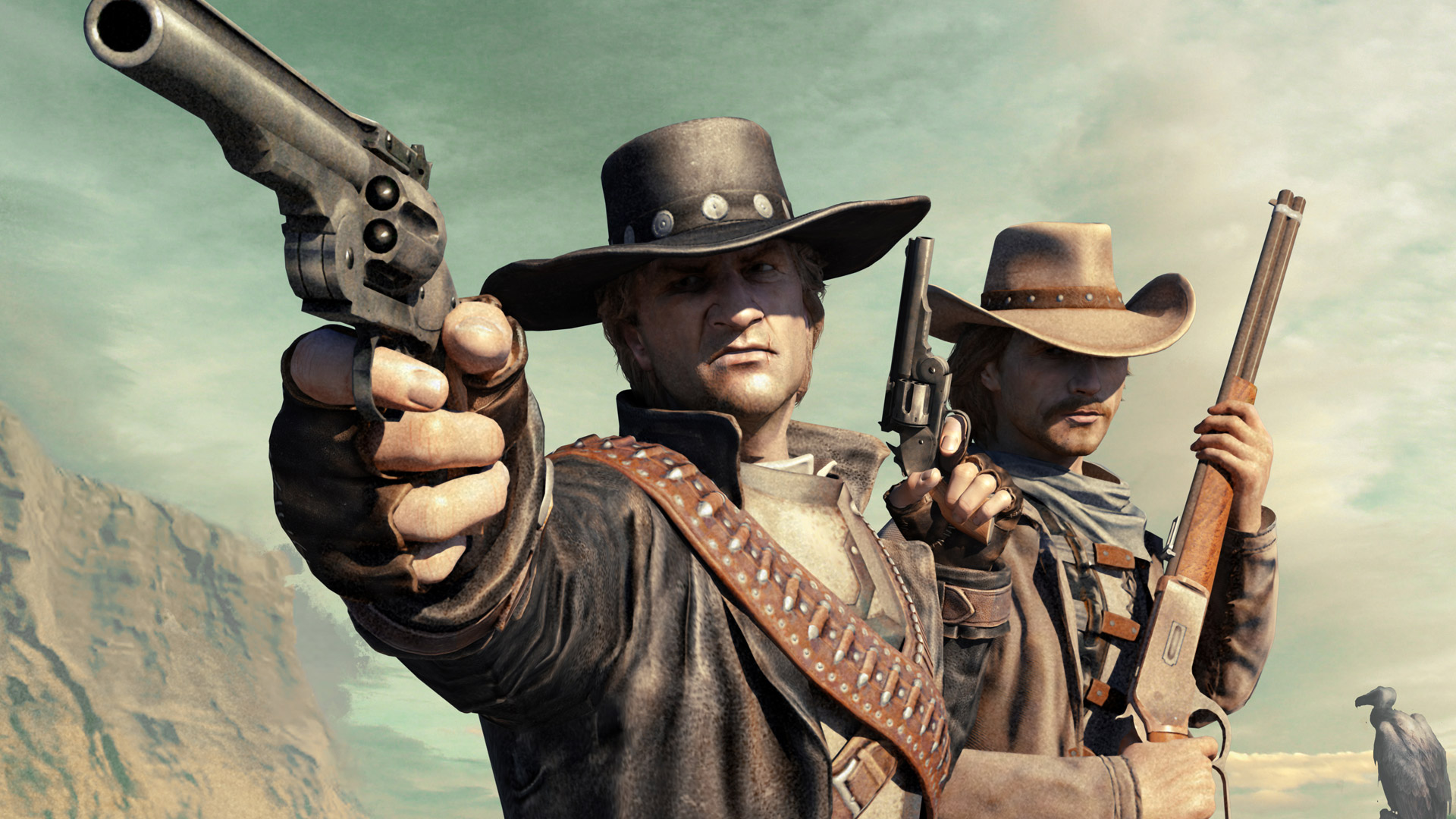Call of Juarez: Bound in Blood Wallpaper in 1920x1080