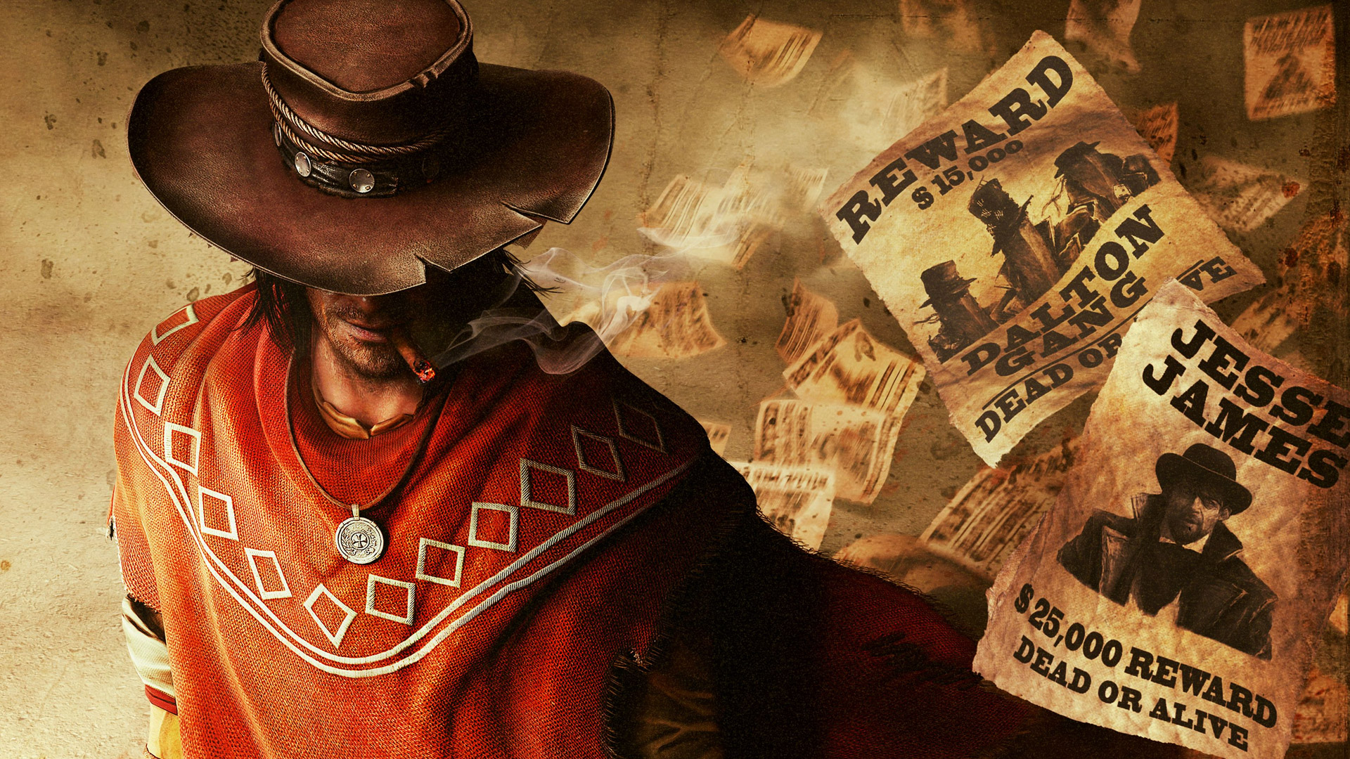 Call of Juarez: Gunslinger Wallpaper in 1920x1080