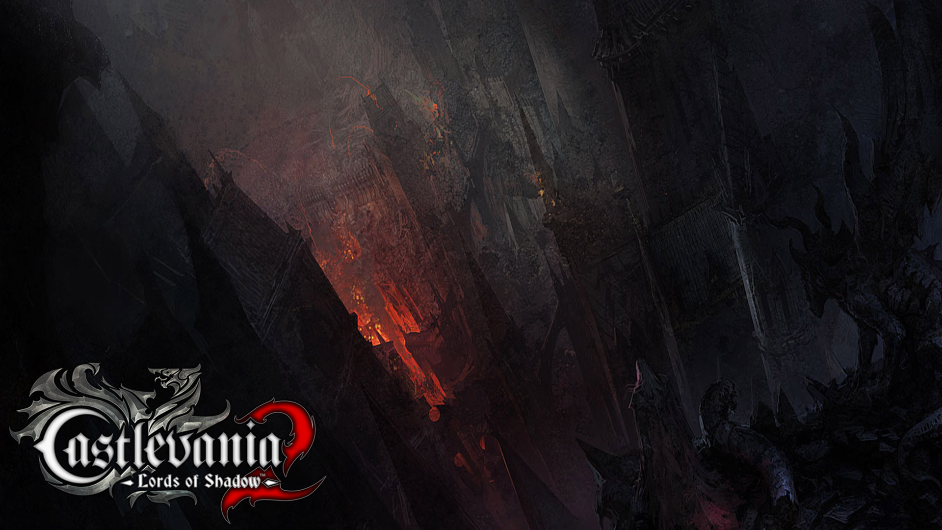 Castlevania: Lords of Shadow 2 Wallpaper in 1920x1080
