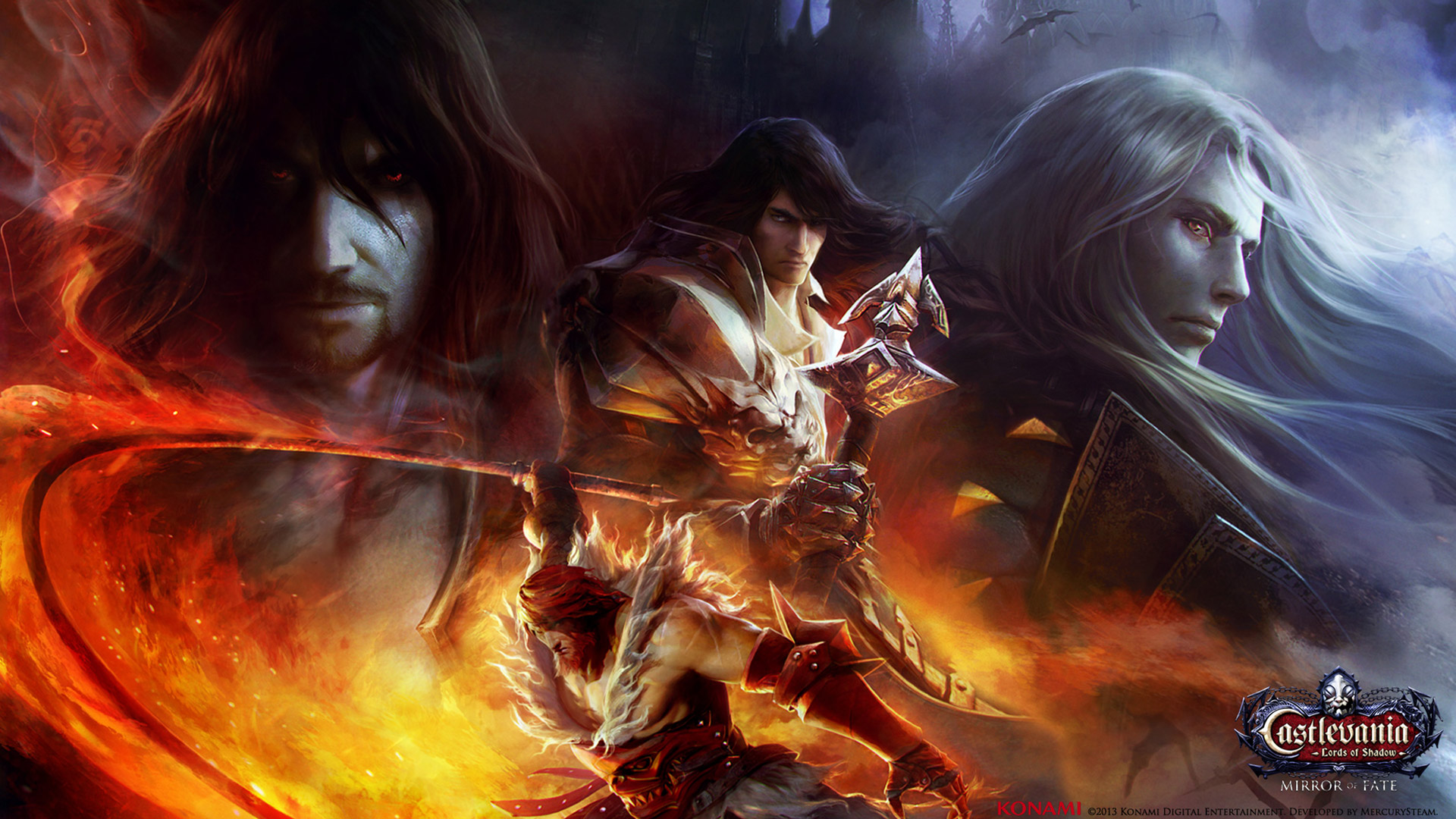 Castlevania: Lords of Shadow � Mirror of Fate Wallpaper in 1920x1080