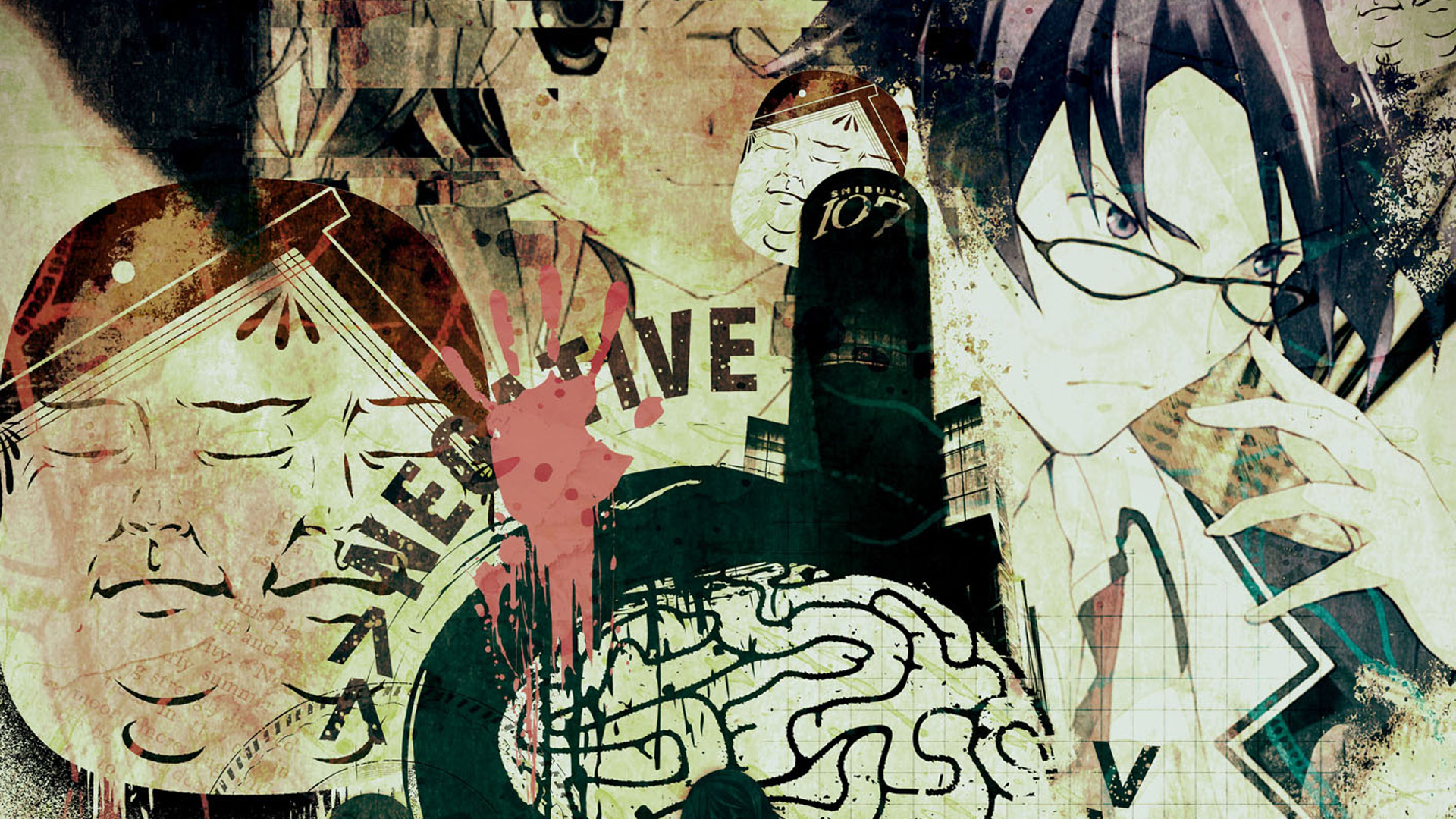 Free Chaos;Child Wallpaper in 1920x1080