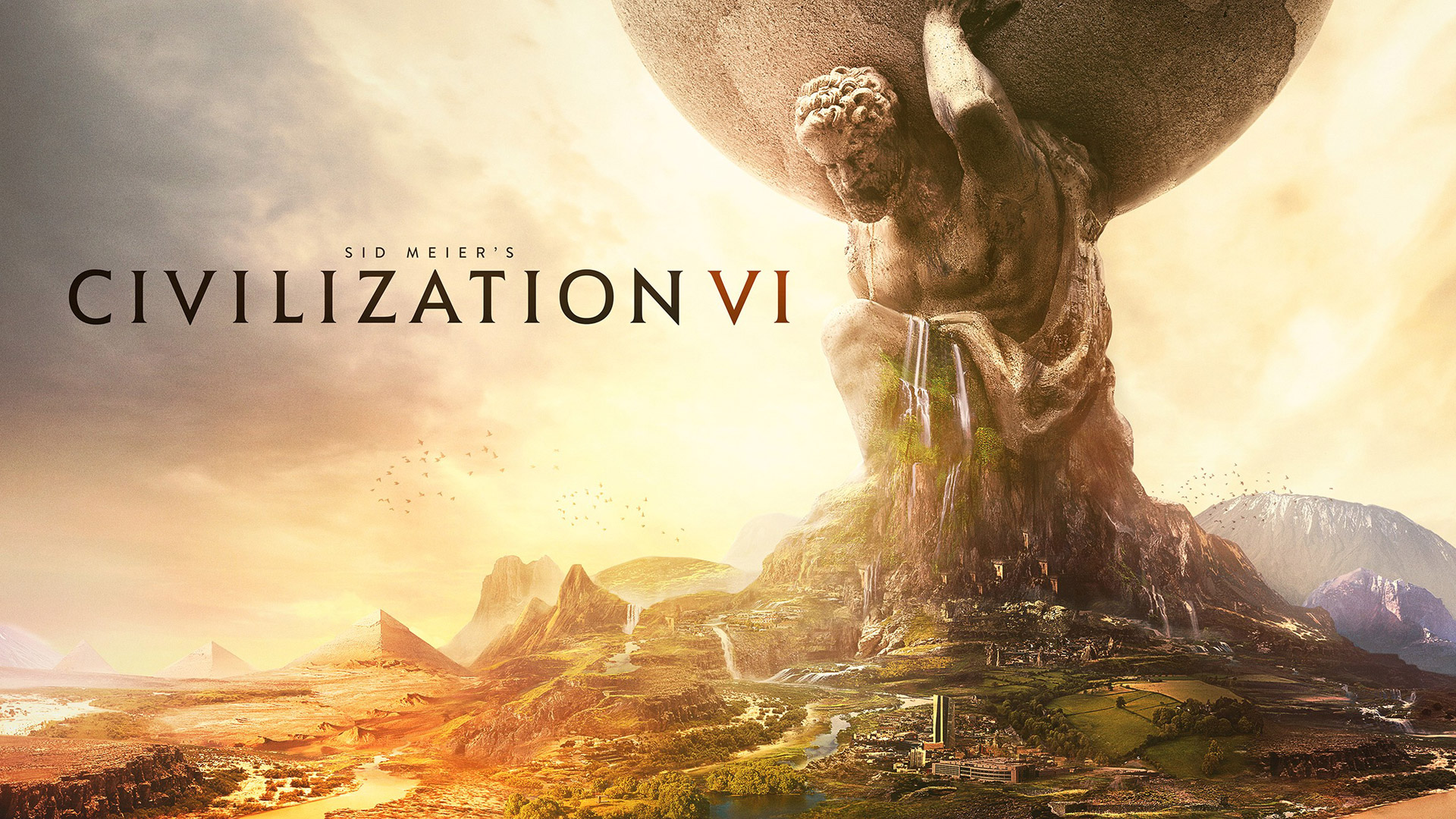 Free Civilization VI Wallpaper in 1920x1080