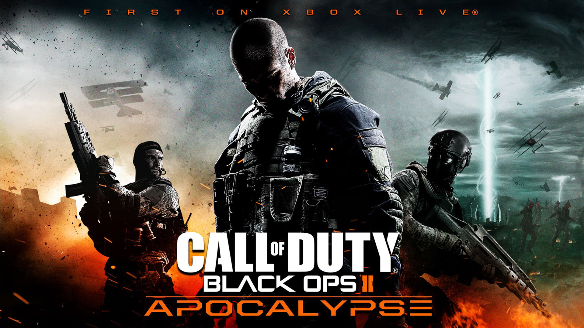 Call of Duty: Black Ops 2 Wallpaper in 1920x1080