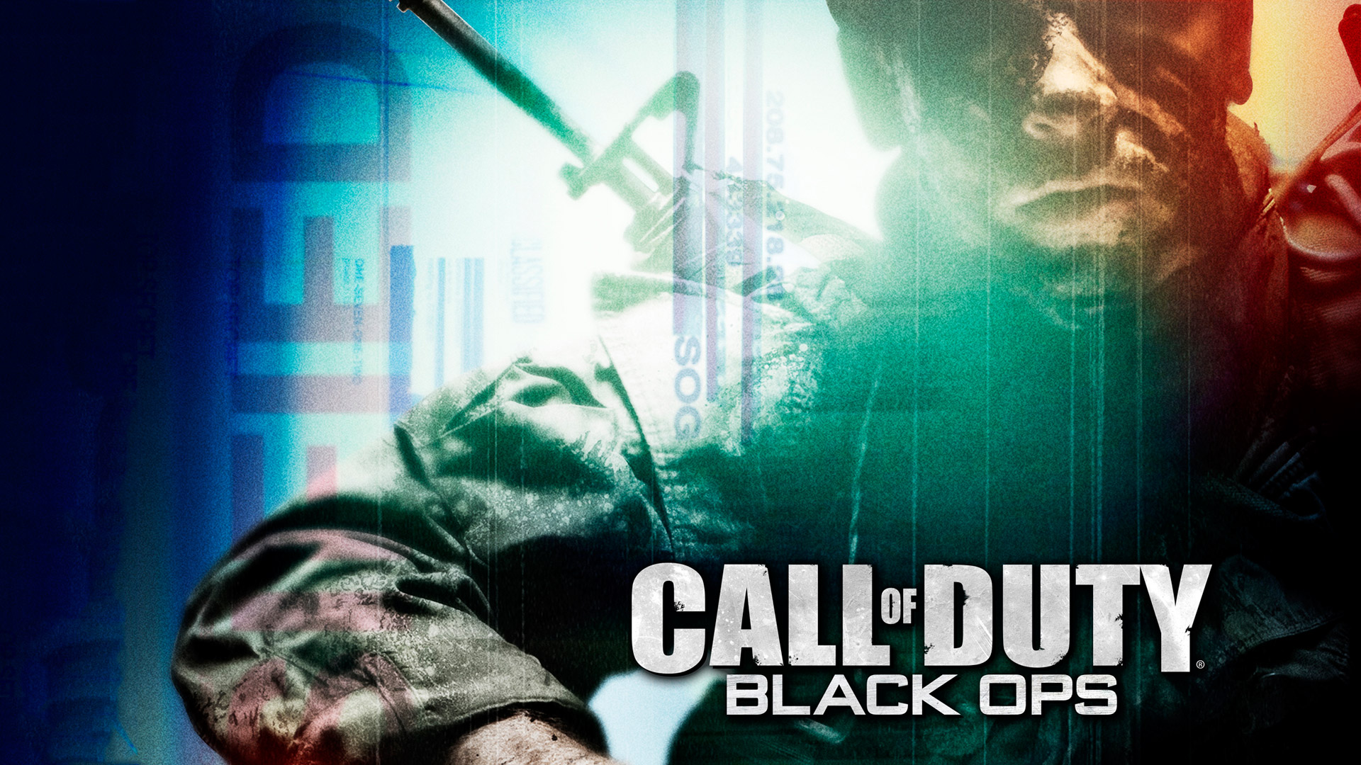 Free Call of Duty: Black Ops Wallpaper in 1920x1080