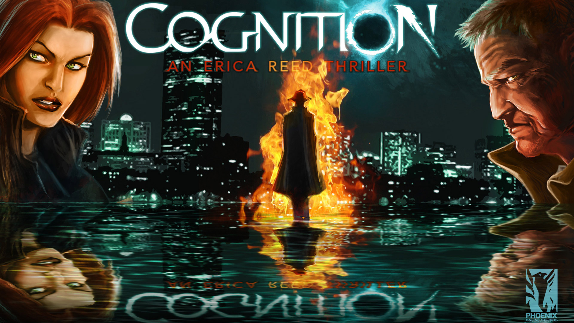 Free Cognition: An Erica Reed Thriller Wallpaper in 1920x1080