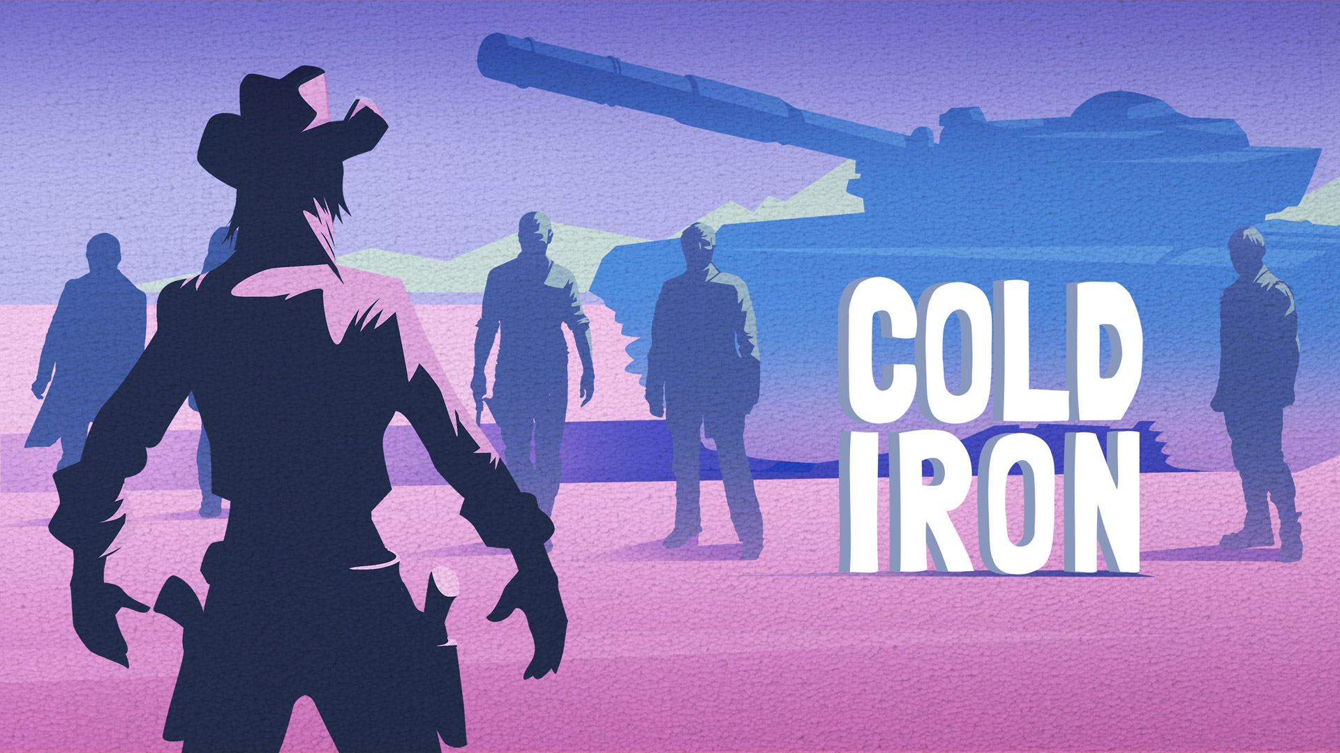 Free Cold Iron Wallpaper in 1920x1080
