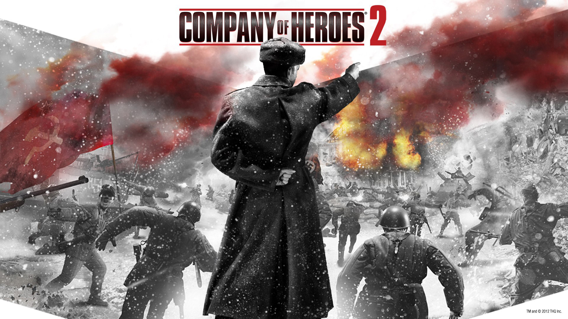 Free Company of Heroes 2 Wallpaper in 1920x1080