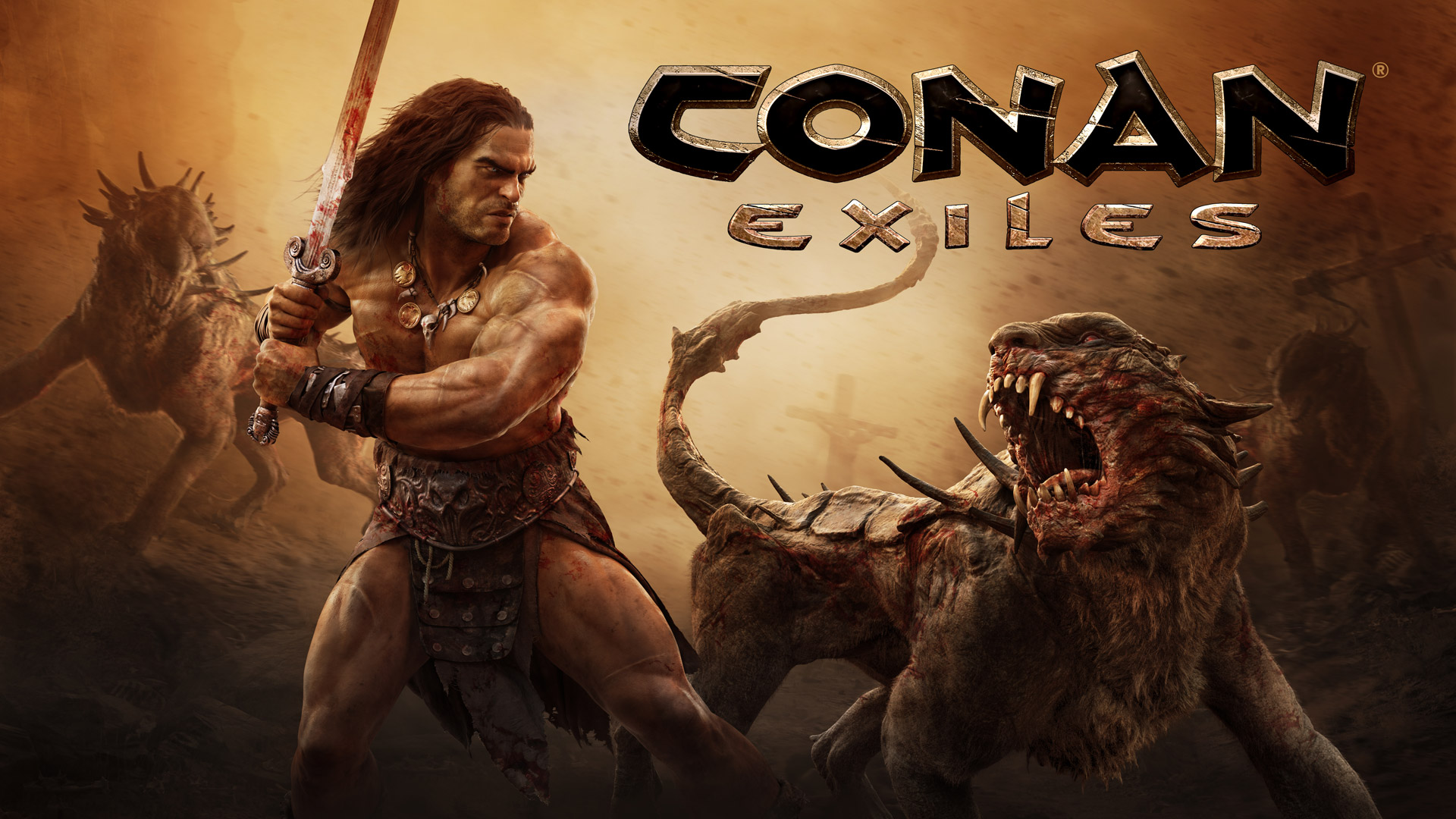 Free Conan Exiles Wallpaper in 1920x1080