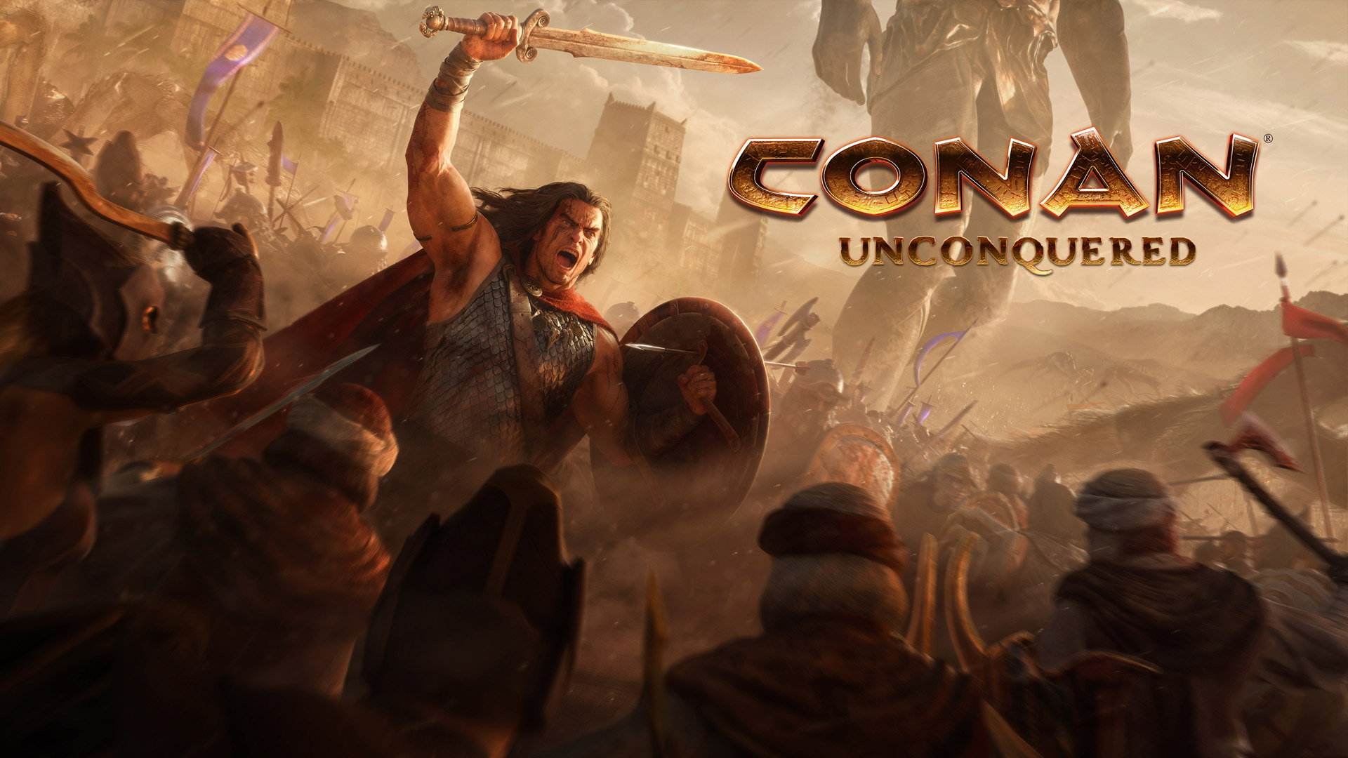 Free Conan Unconquered Wallpaper in 1920x1080
