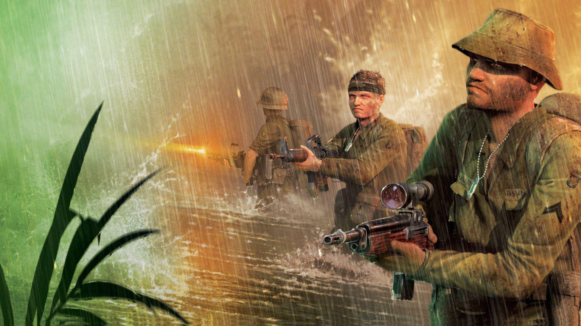 Conflict: Vietnam Wallpaper in 1920x1080