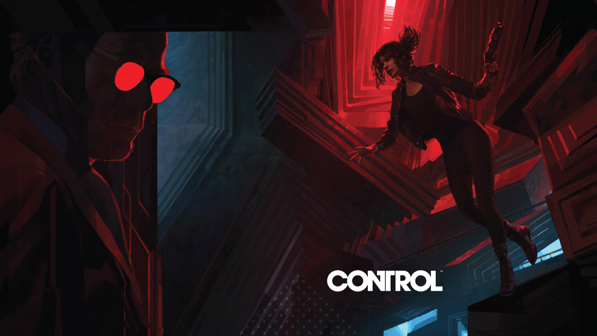 Free Control Wallpaper in 1920x1080