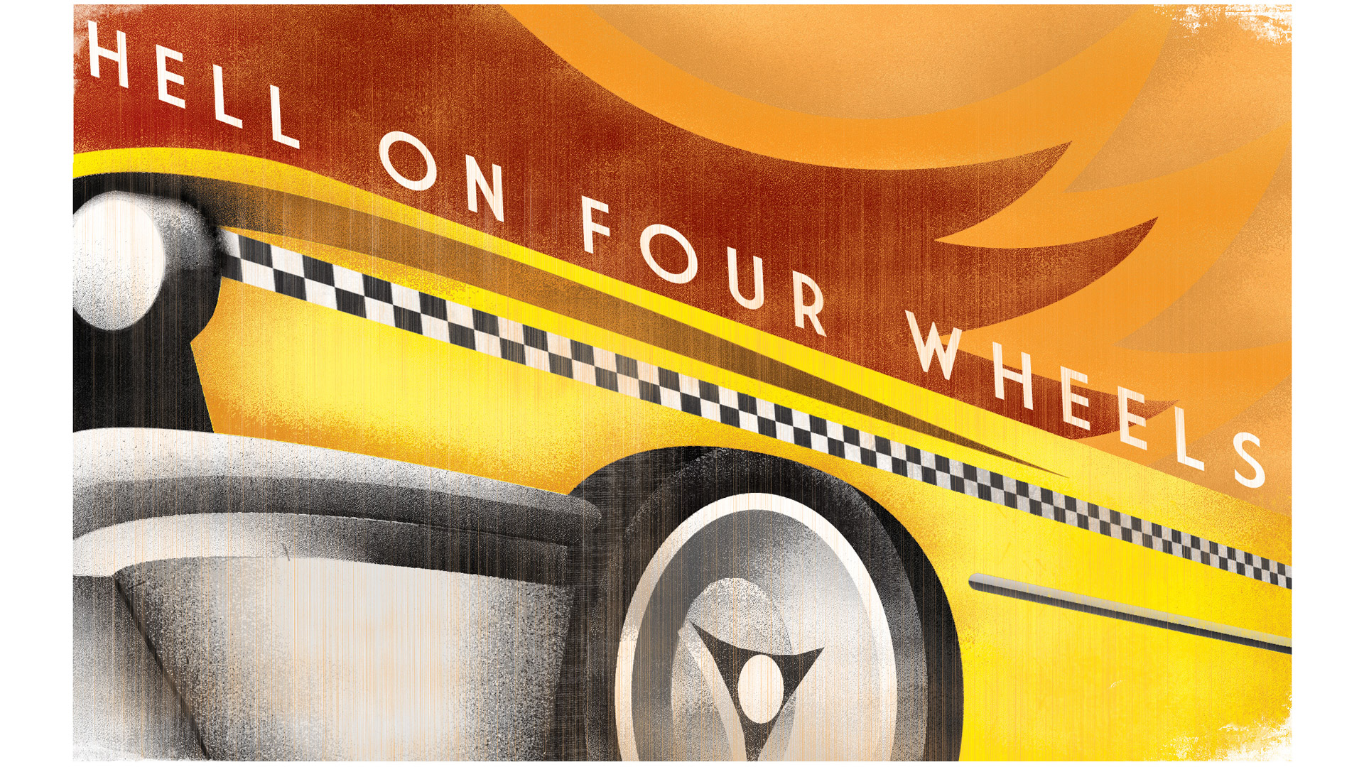 Crazy Taxi Wallpaper in 1920x1080